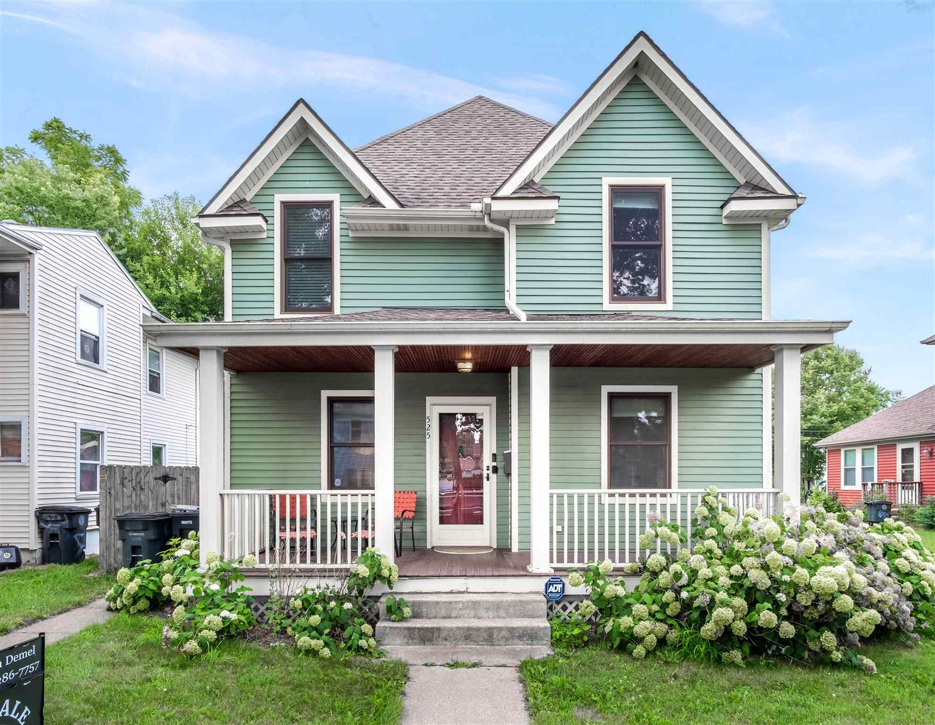 525 Cottage Grove Avenue, South Bend, IN 46616 - #: 202028842