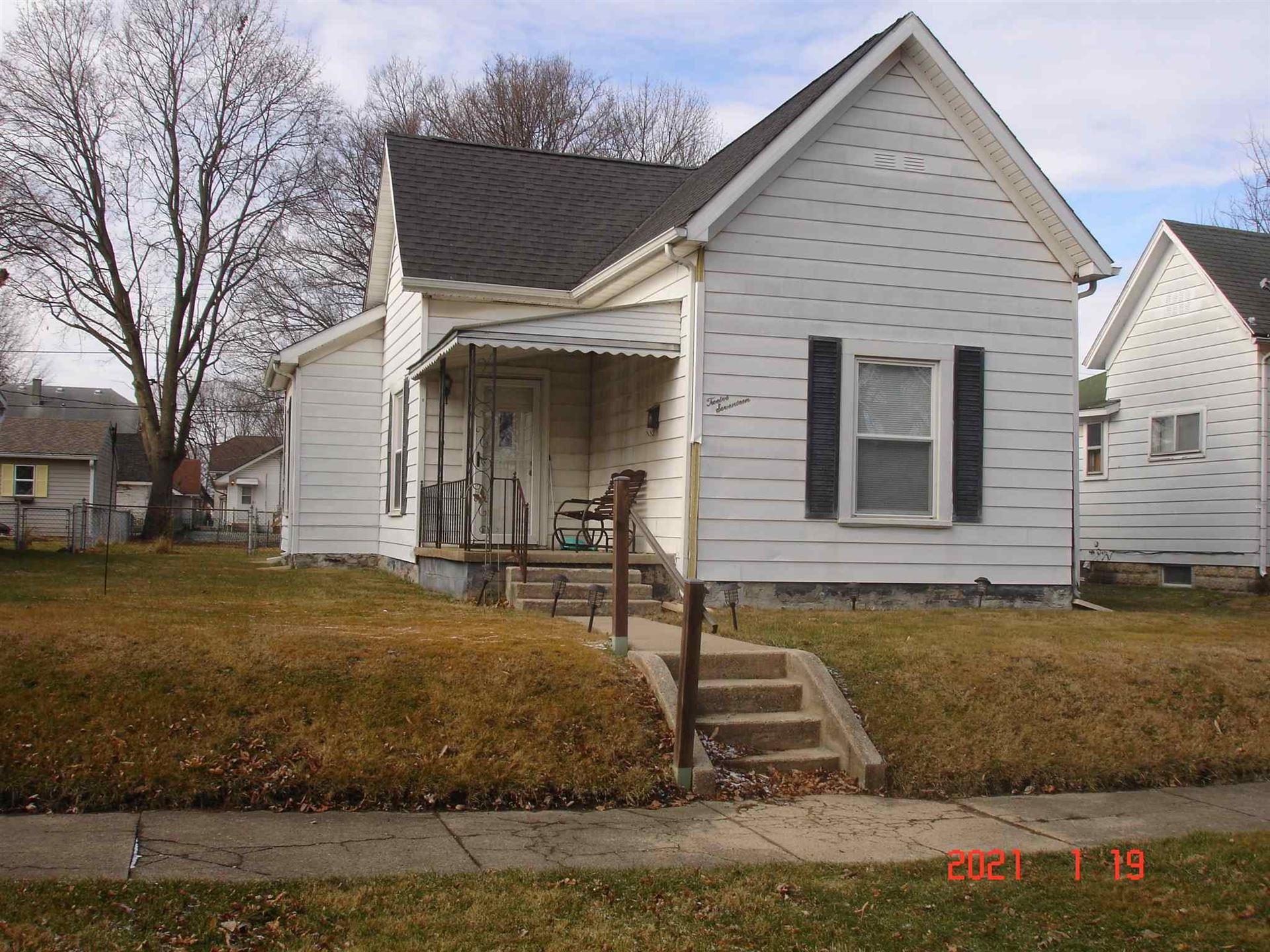 1217 S Buckeye Street, Kokomo, IN 46902 - #: 202101843