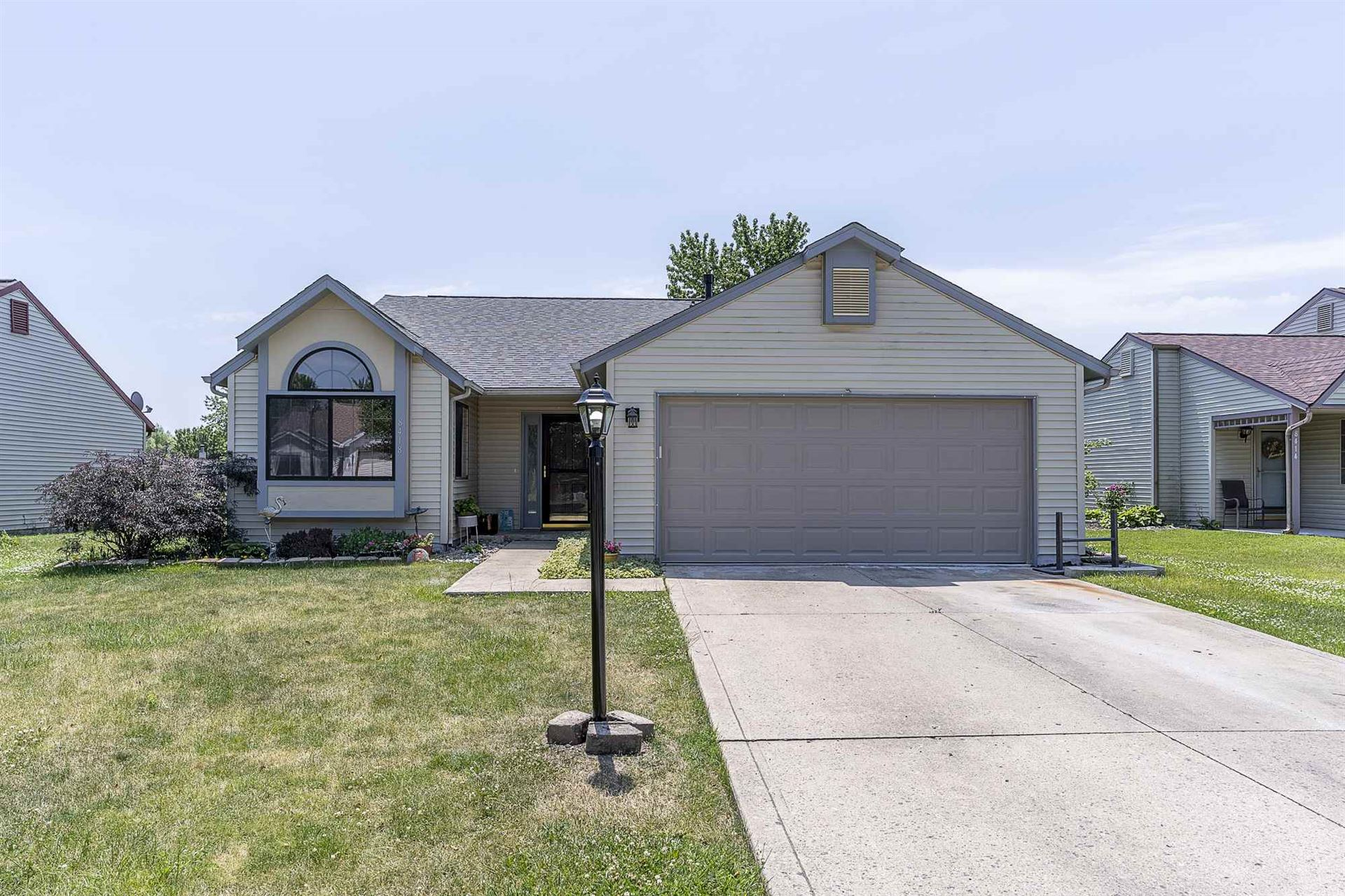 8418 Lionsgate Run, Fort Wayne, IN 46835 - #: 202024845