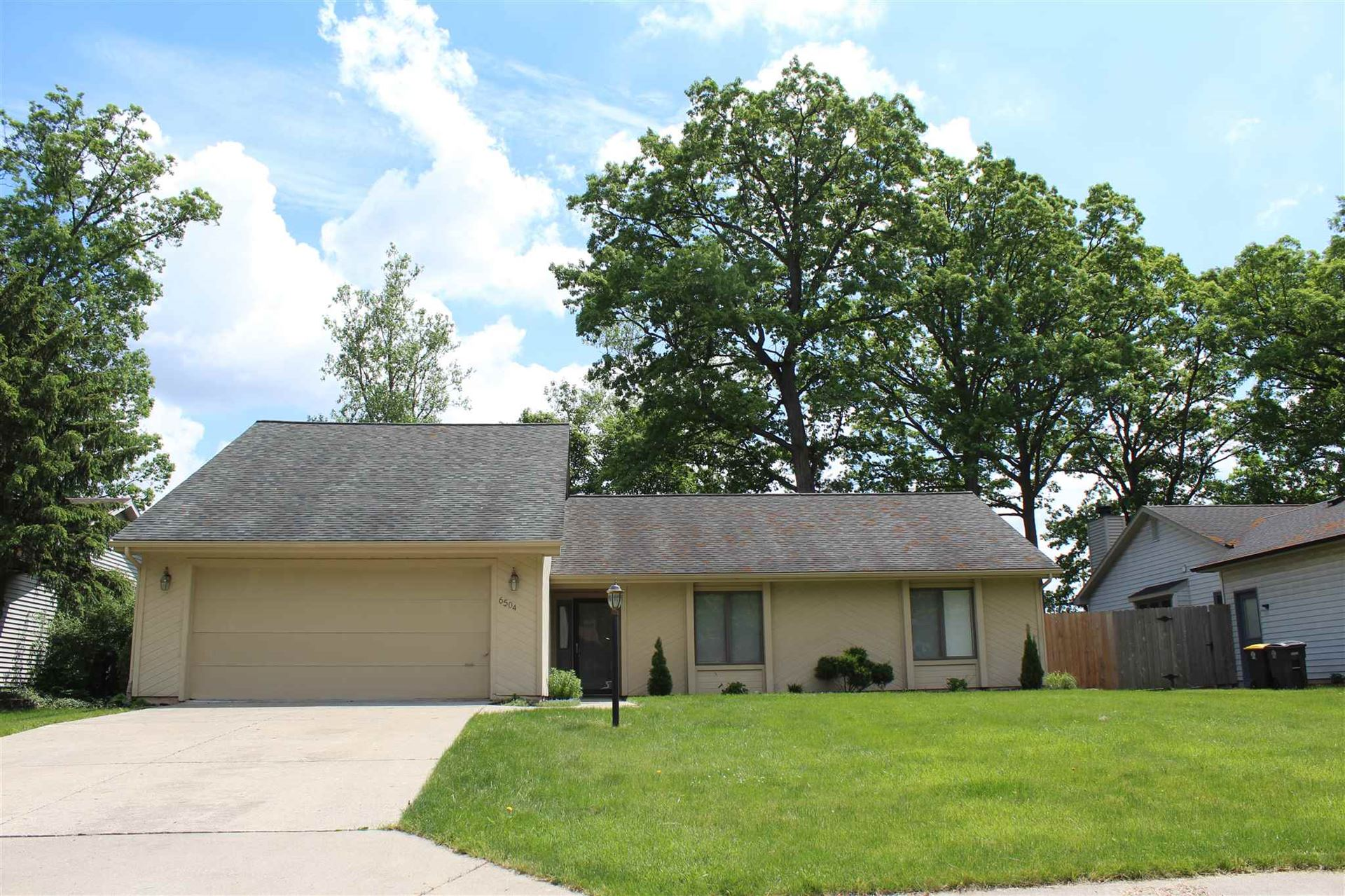 6504 Squires Place, Fort Wayne, IN 46835 - #: 202023847