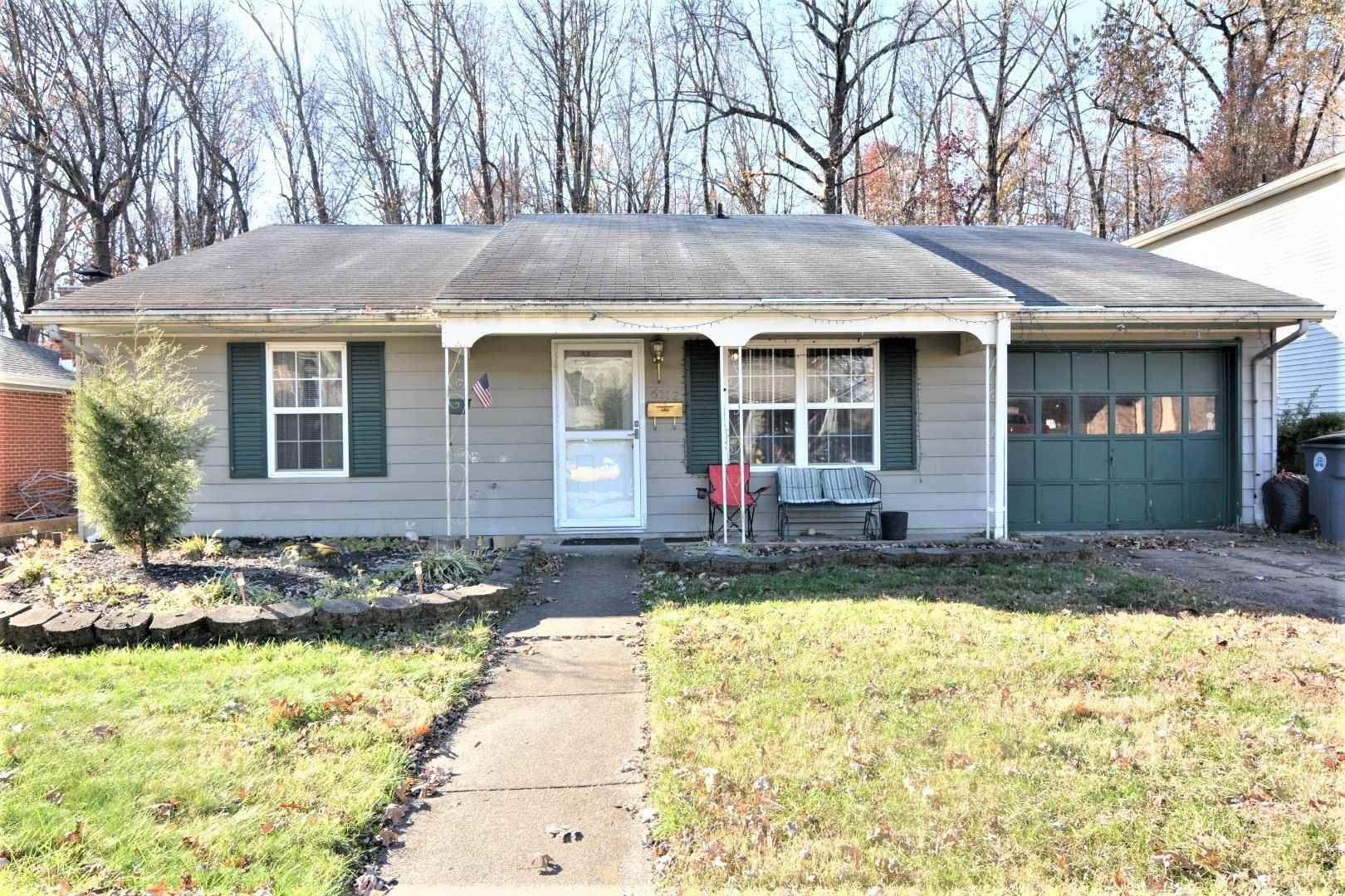 6112 Ashbrooke Road, Evansville, IN 47710 - #: 202045851