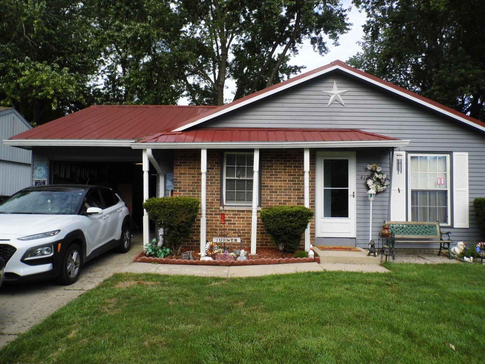 4116 Hillside Drive, Lafayette, IN 47909 - #: 202029852