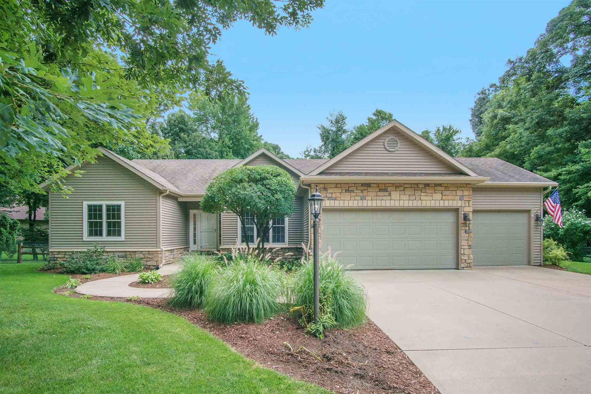 22074 Alpine Ridge Drive, South Bend, IN 46628 - #: 202030852
