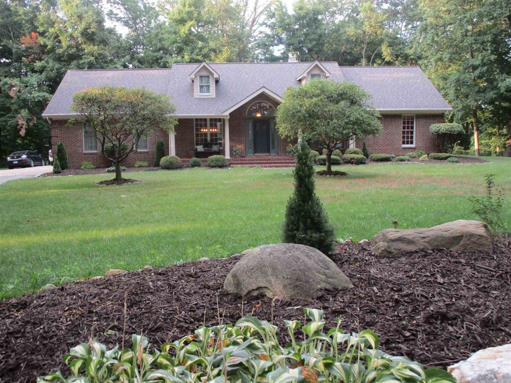 362 N Woodland Heights Drive, Crawfordsville, IN 47933 - #: 201940853