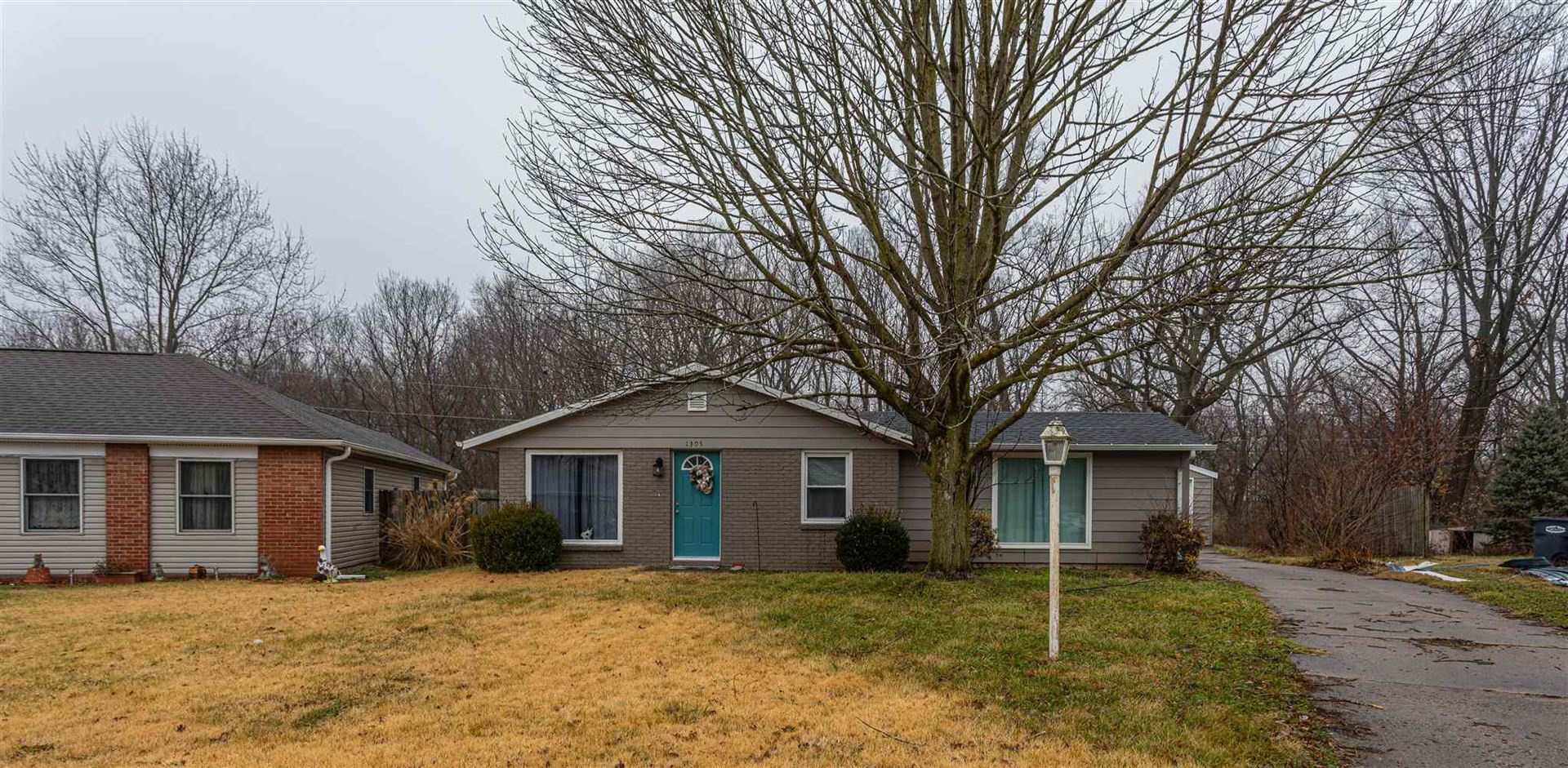 1305 S Colony Drive, Yorktown, IN 47396 - #: 202001853