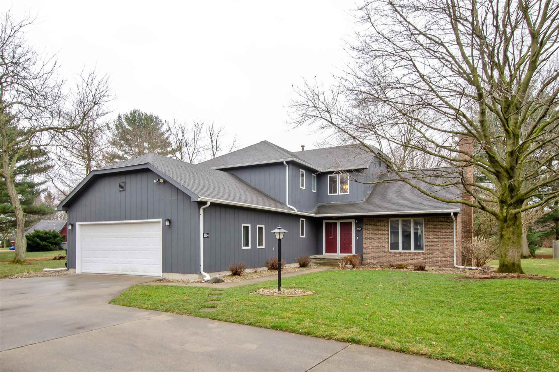 2804 RAINTREE Court, Kokomo, IN 46902 - #: 202008853