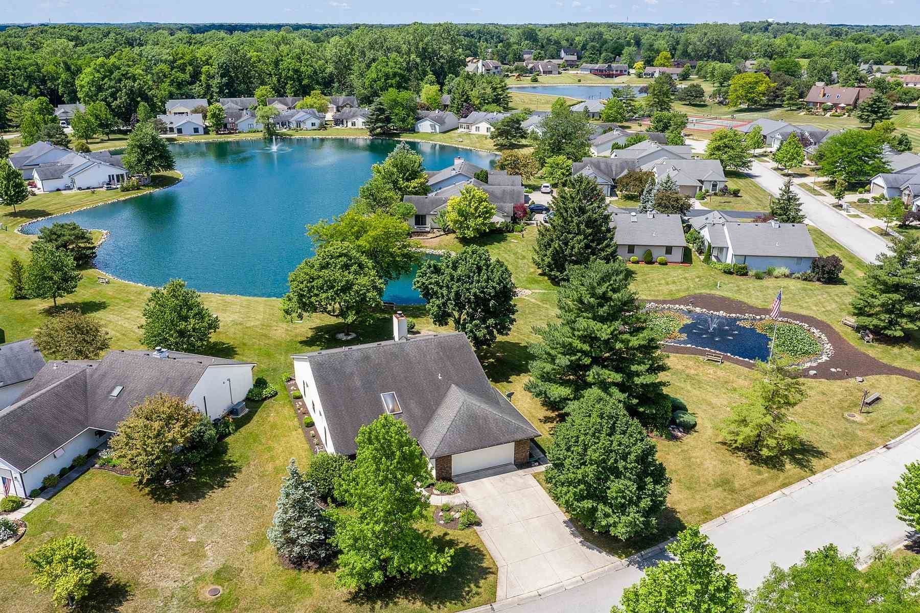 2904 Wood Knoll Court, Fort Wayne, IN 46804 - #: 202024854