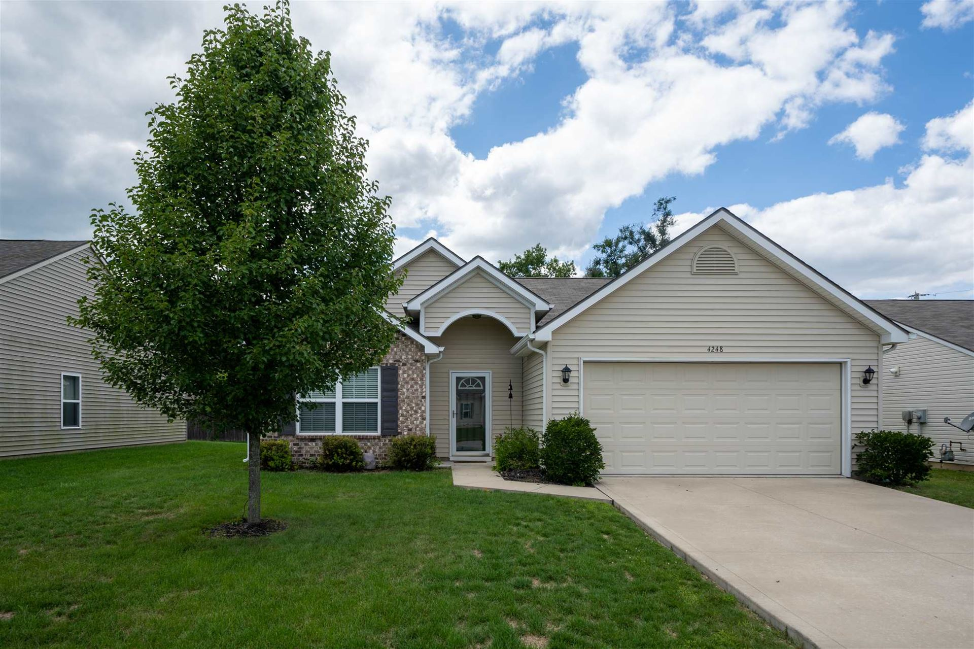 4248 Timber Creek Pkwy, New Haven, IN 46774 - #: 202030856