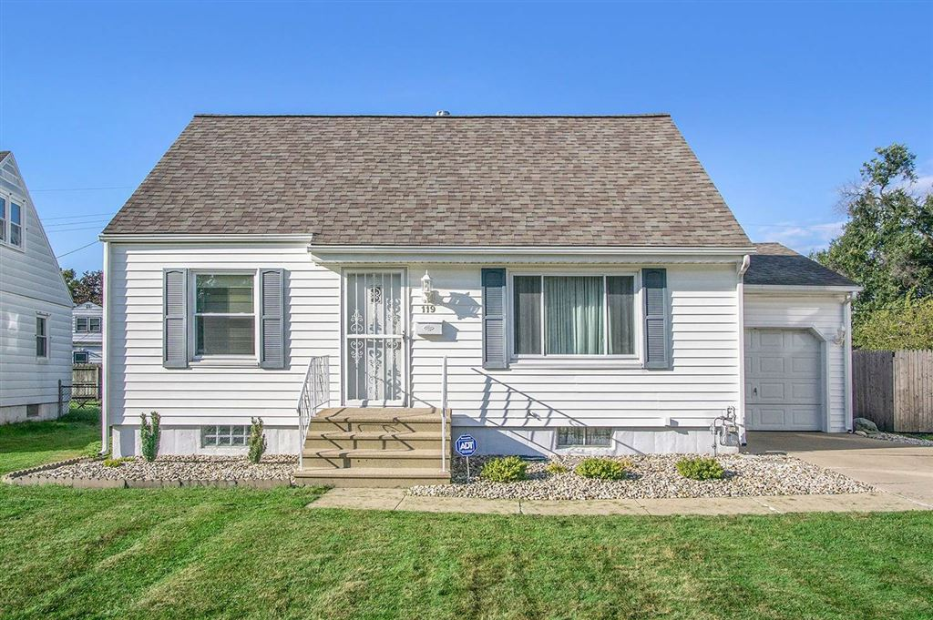 119 S Gladstone Avenue, South Bend, IN 46619 - MLS#: 201945860