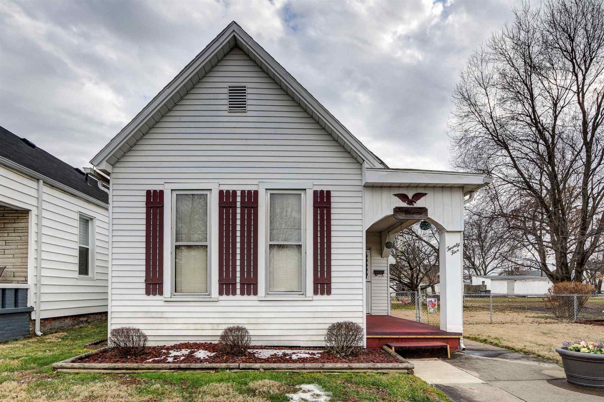 25 E Louisiana Street, Evansville, IN 47711 - #: 202105864