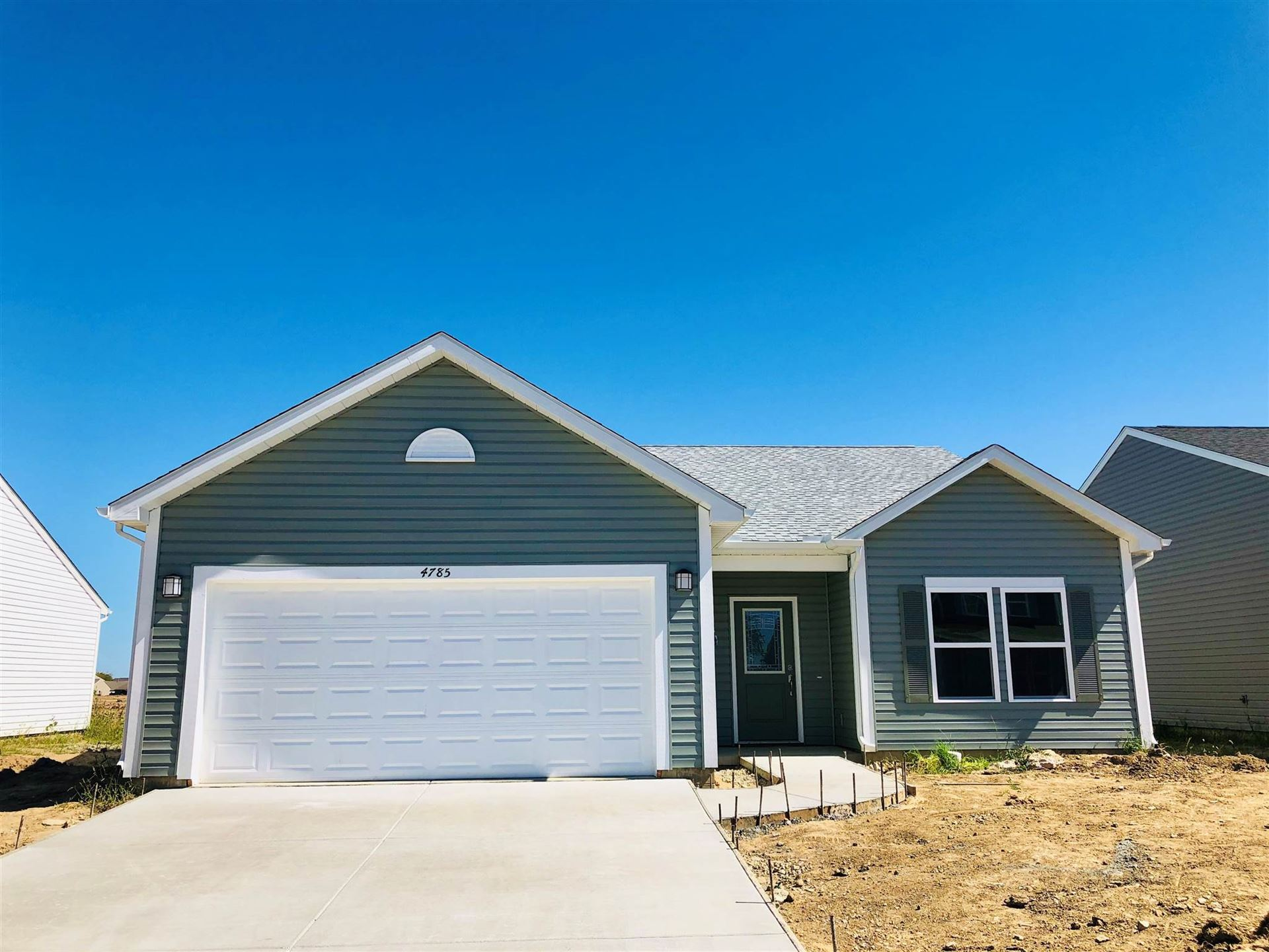4785 Langhorn (Lot 294) Trail, Lafayette, IN 47909 - #: 202037866