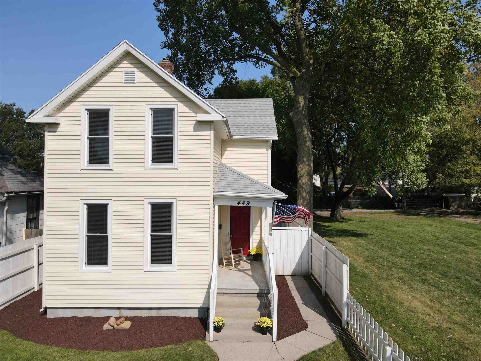 449 Ruth Street, Fort Wayne, IN 46805 - #: 202040868