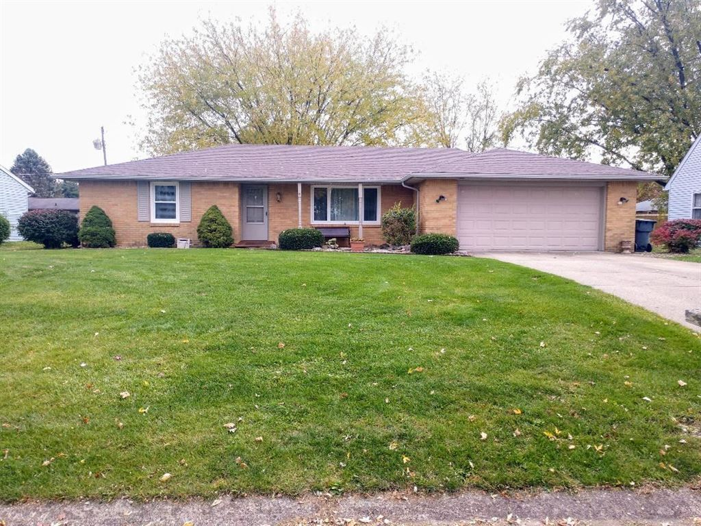 1707 E 43rd Street, Anderson, IN 46013 - #: 201948869