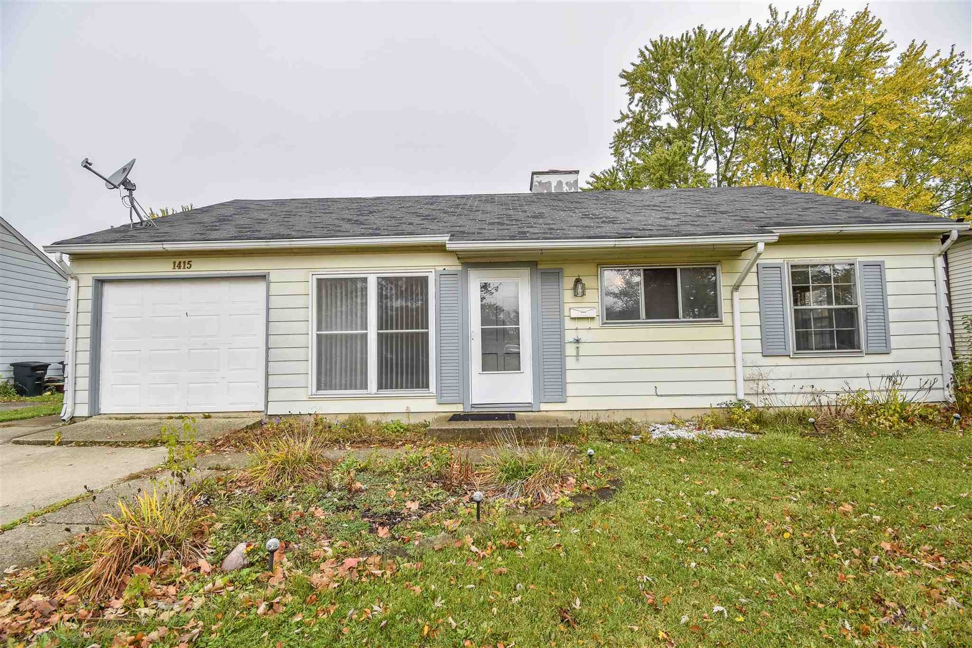 1415 Sycamore Drive, Fort Wayne, IN 46825 - #: 202042869