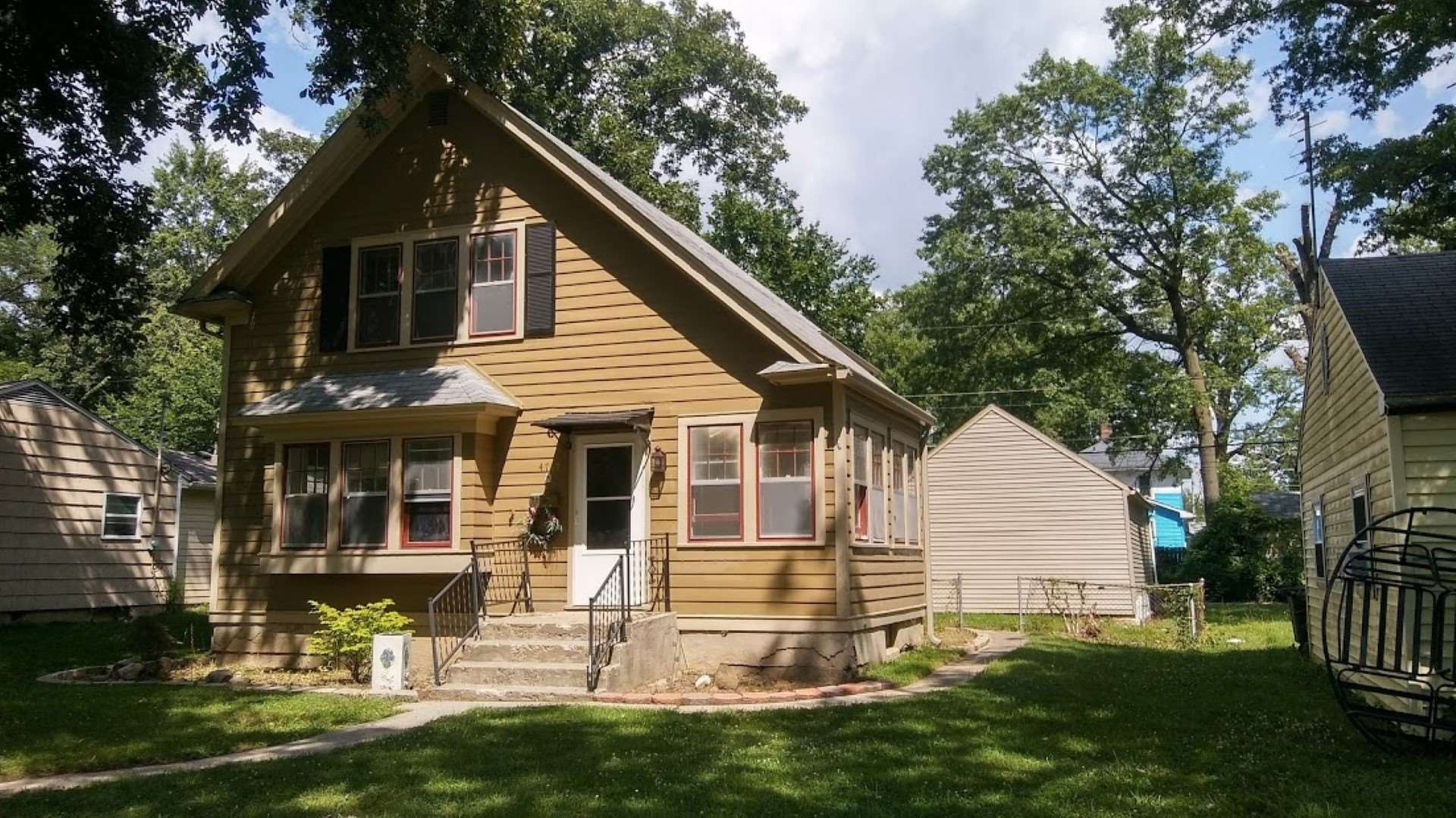 4717 Warsaw Street, Fort Wayne, IN 46806 - #: 202028870