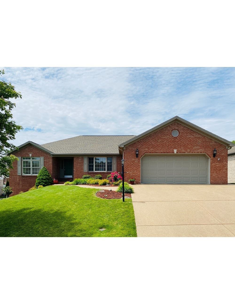 5638 Quaker Bridge Drive, Evansville, IN 47711 - #: 202018877