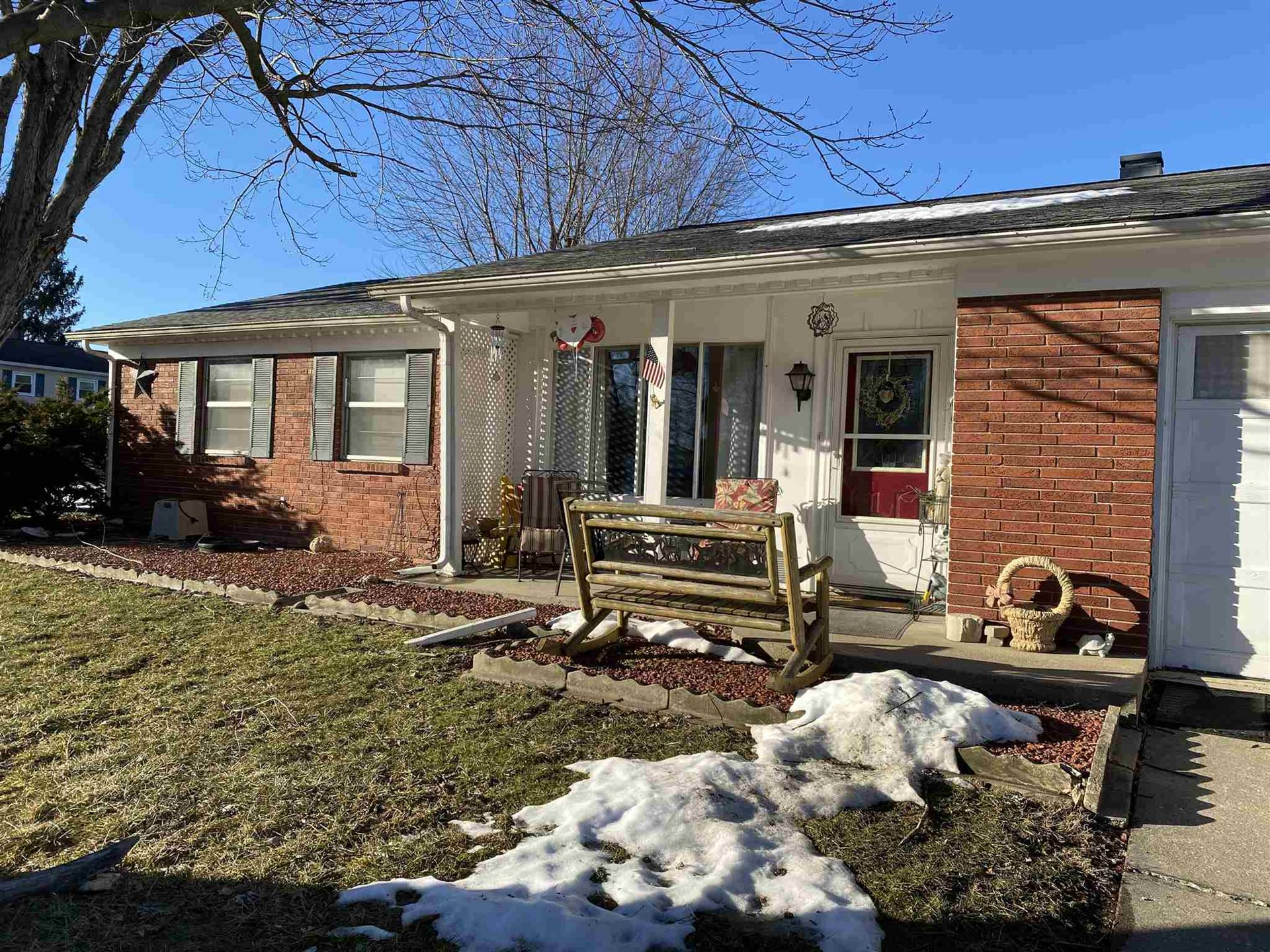 4216 W Middle Court, Bloomington, IN 47403 - #: 202105879