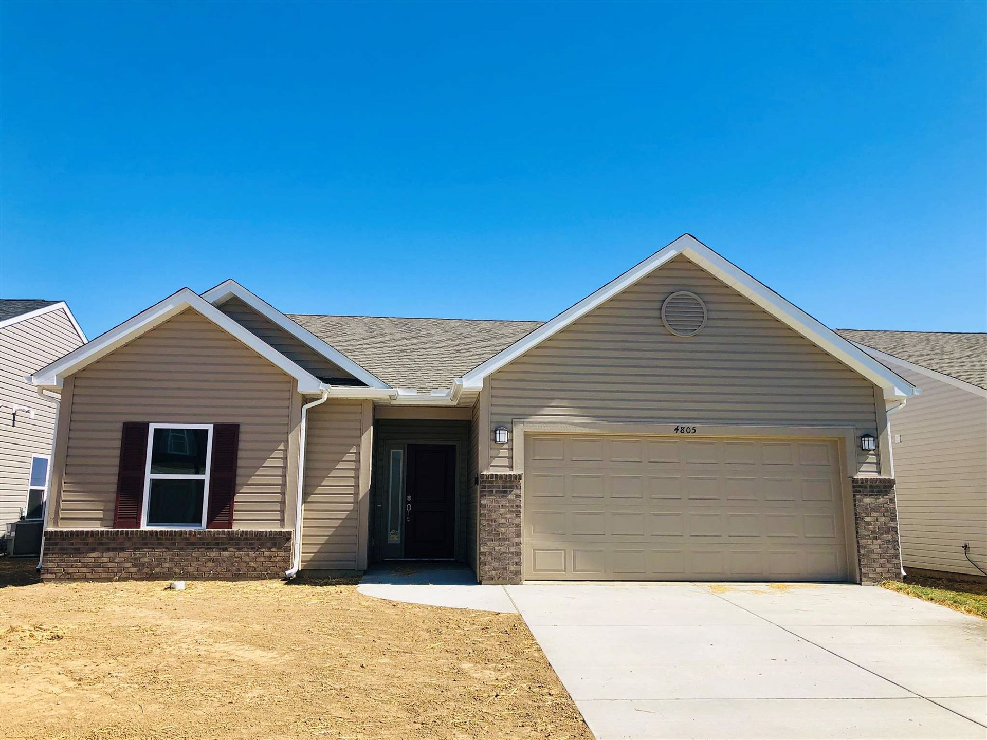 4805 Langhorn (Lot 296) Trail, Lafayette, IN 47909 - #: 202037881