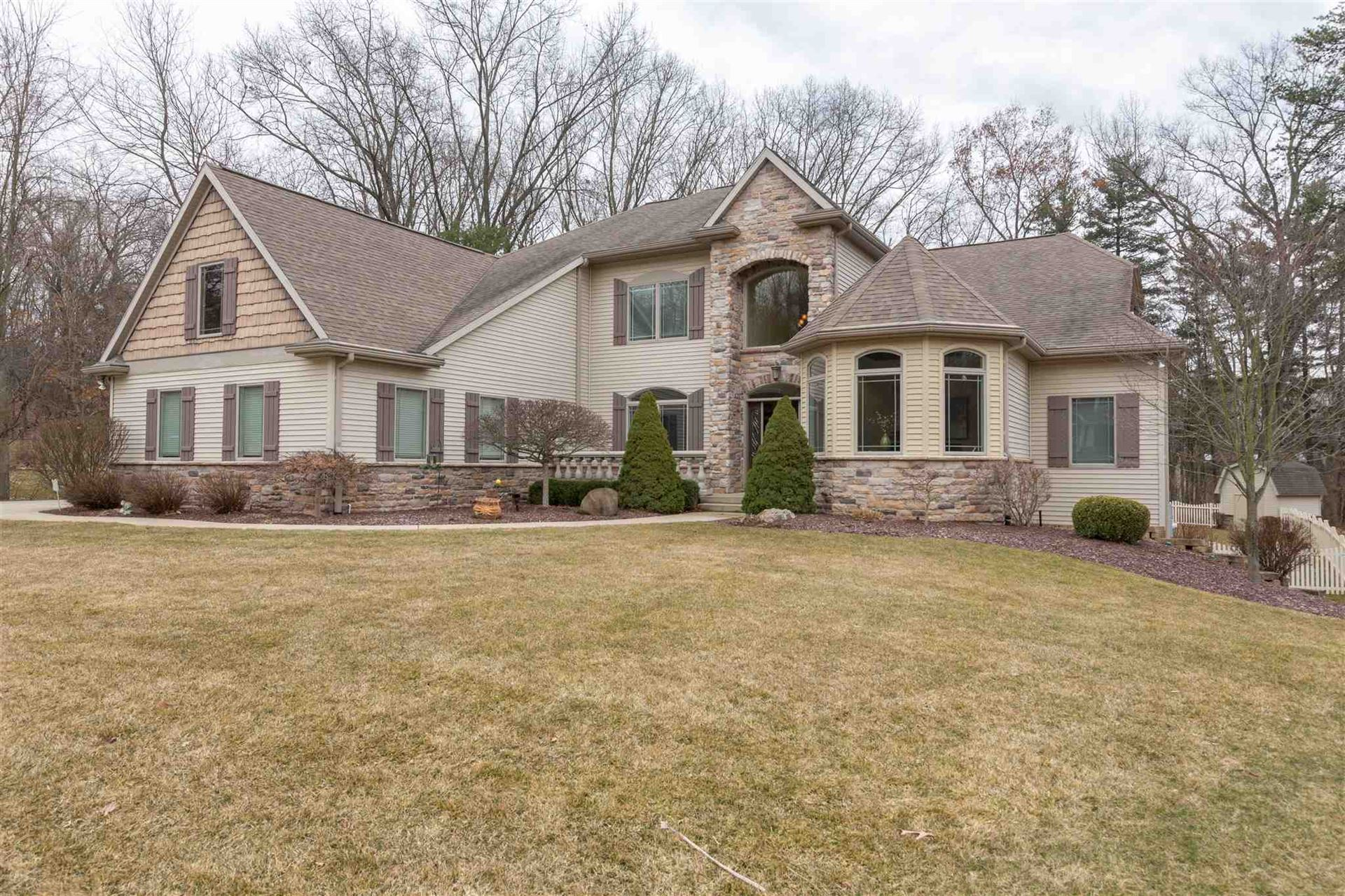 50844 Hawthorne Meadow Drive, South Bend, IN 46628 - #: 202008883