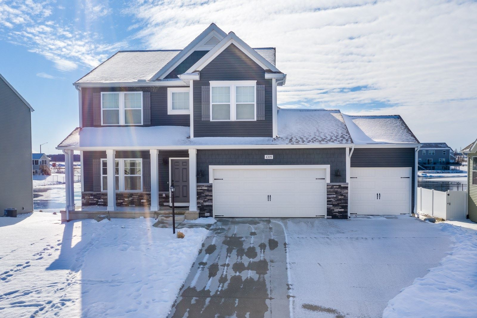 4309 Douthart Place Place, Mishawaka, IN 46544 - #: 202004884