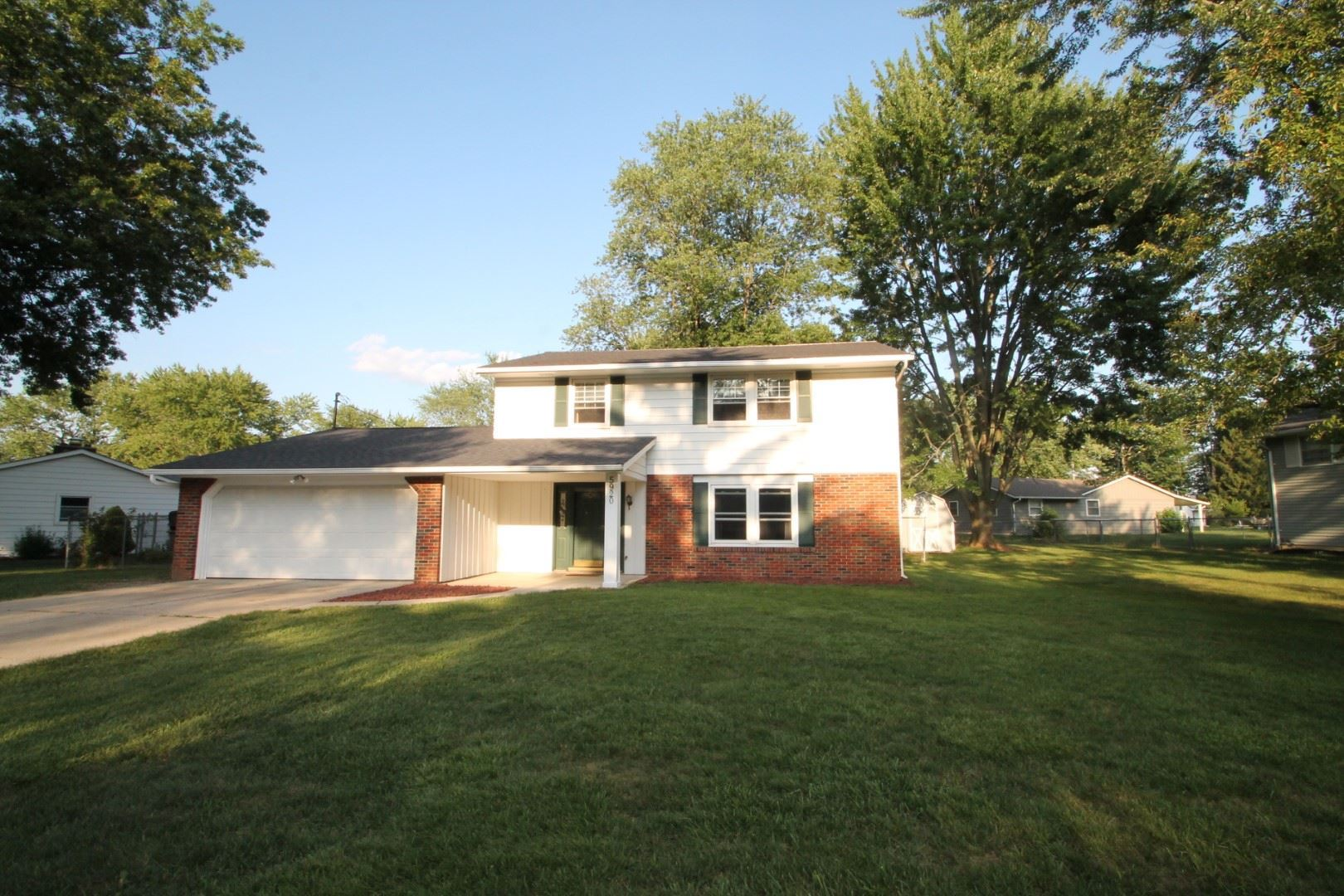 5920 Birchdale Drive, Fort Wayne, IN 46815 - #: 202028886