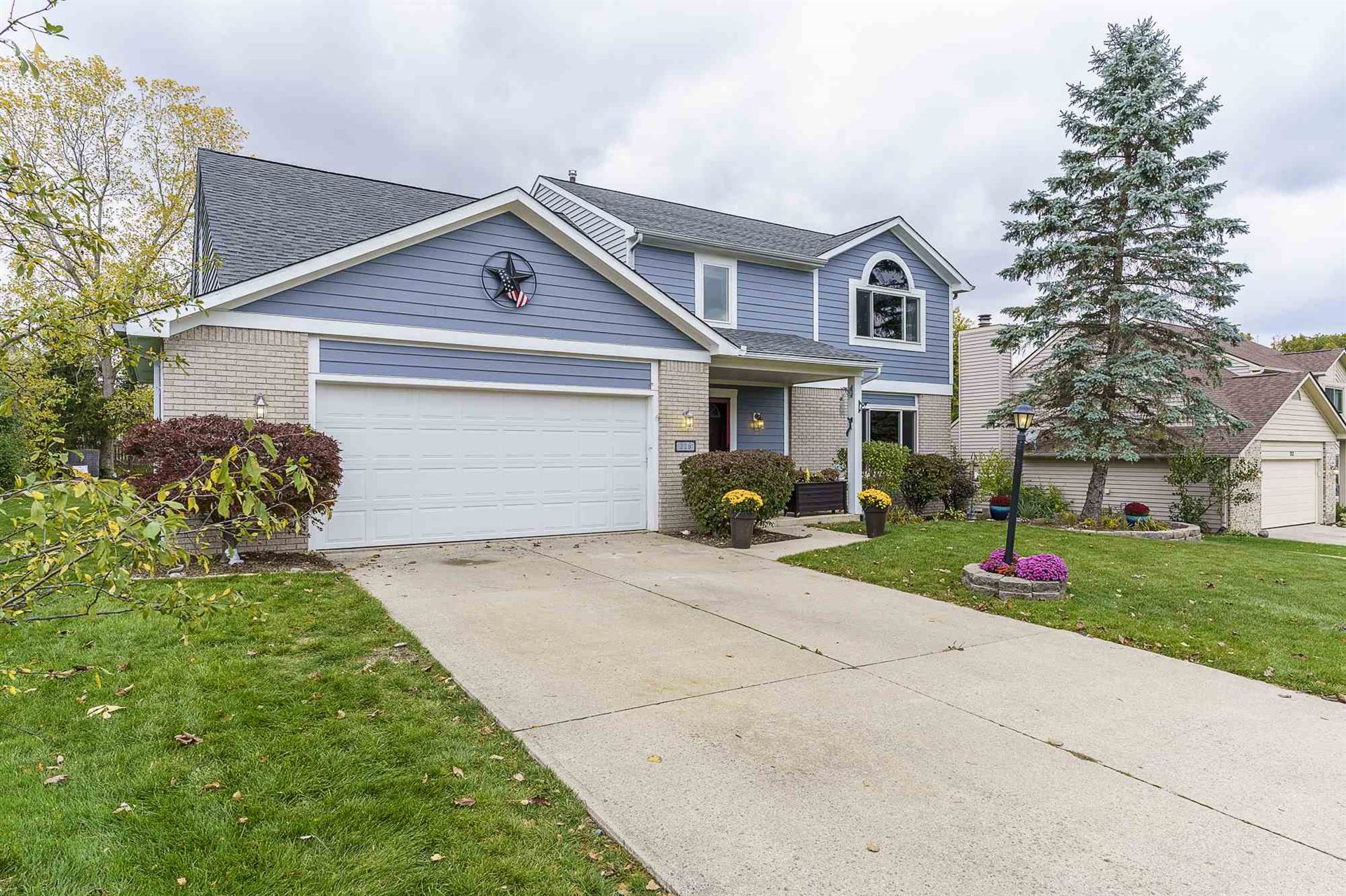 226 Blue Cliff Place, Fort Wayne, IN 46804 - #: 202041888