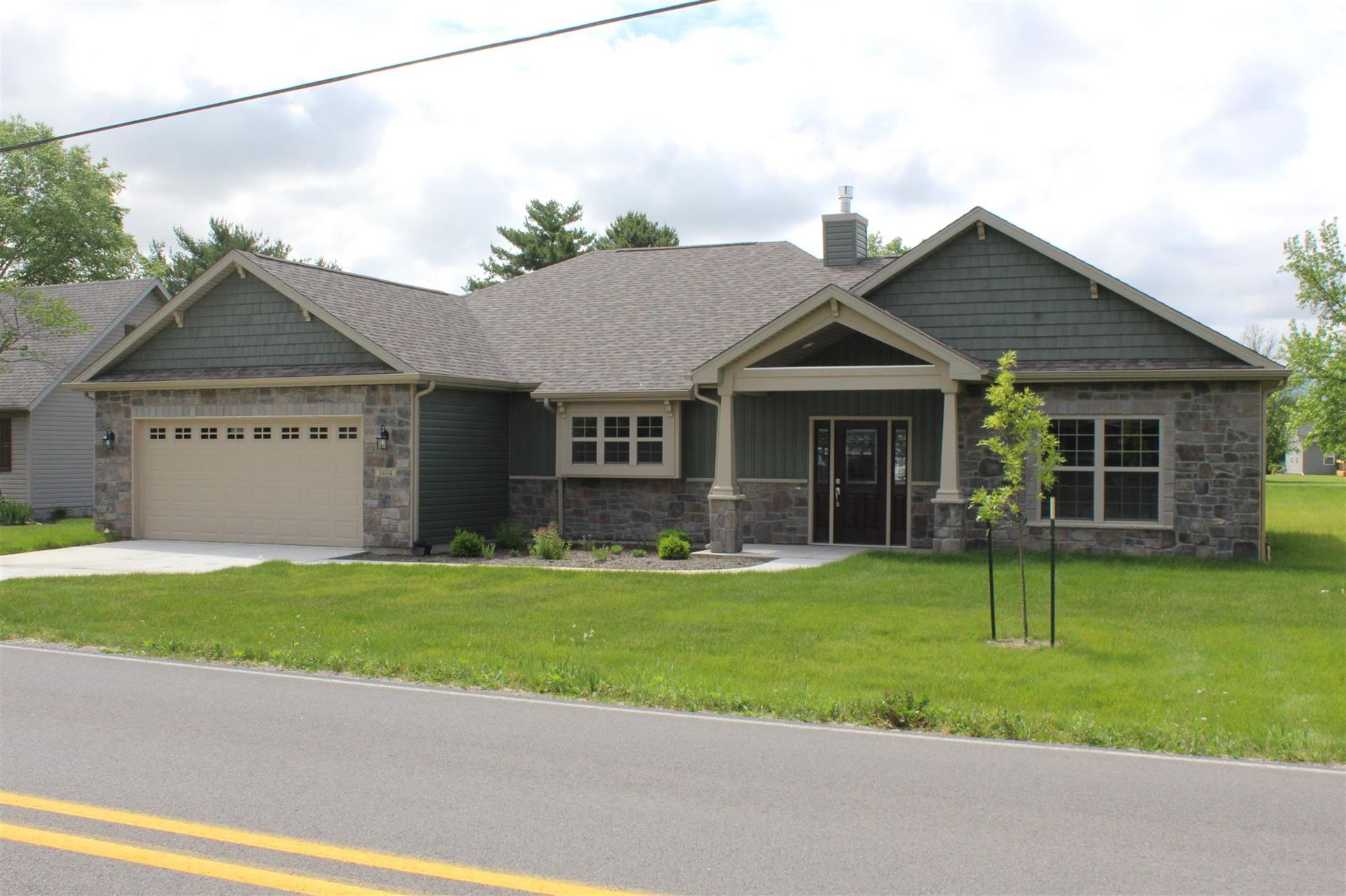 3404 N West Shafer Drive, Monticello, IN 47960 - #: 202037890