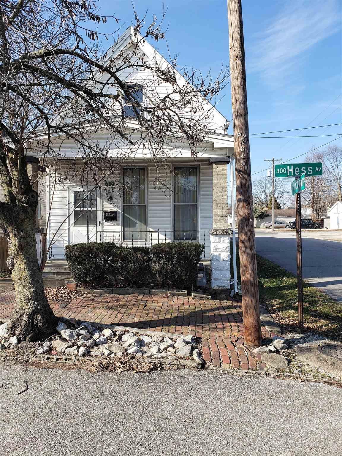 318 Hess Avenue, Evansville, IN 47711 - #: 202101890
