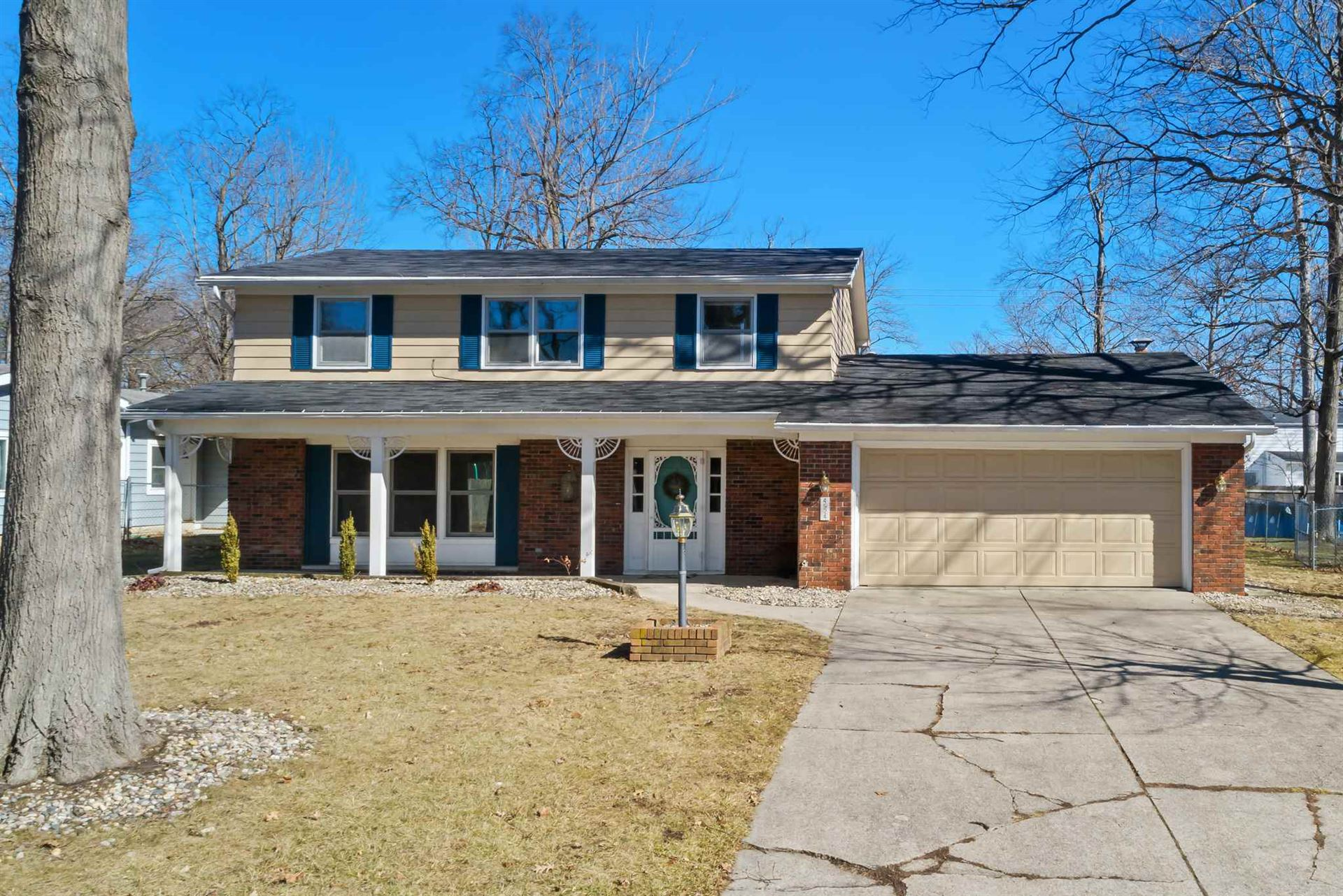 4924 Imperial Park Drive, Fort Wayne, IN 46835 - #: 202106896