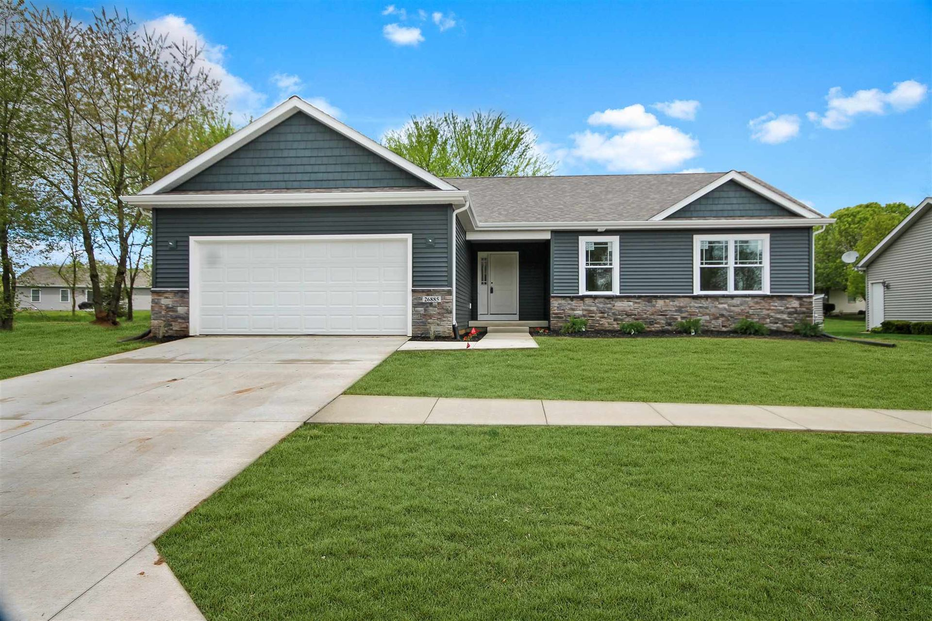 26855 McArthur Court, South Bend, IN 46628 - #: 202013900