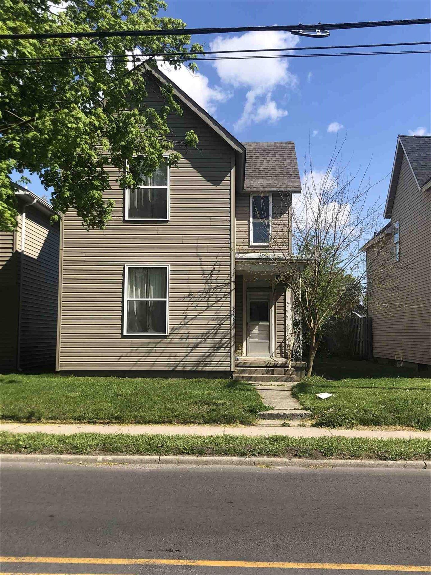 1436 Taylor Street, Fort Wayne, IN 46802 - #: 202016904