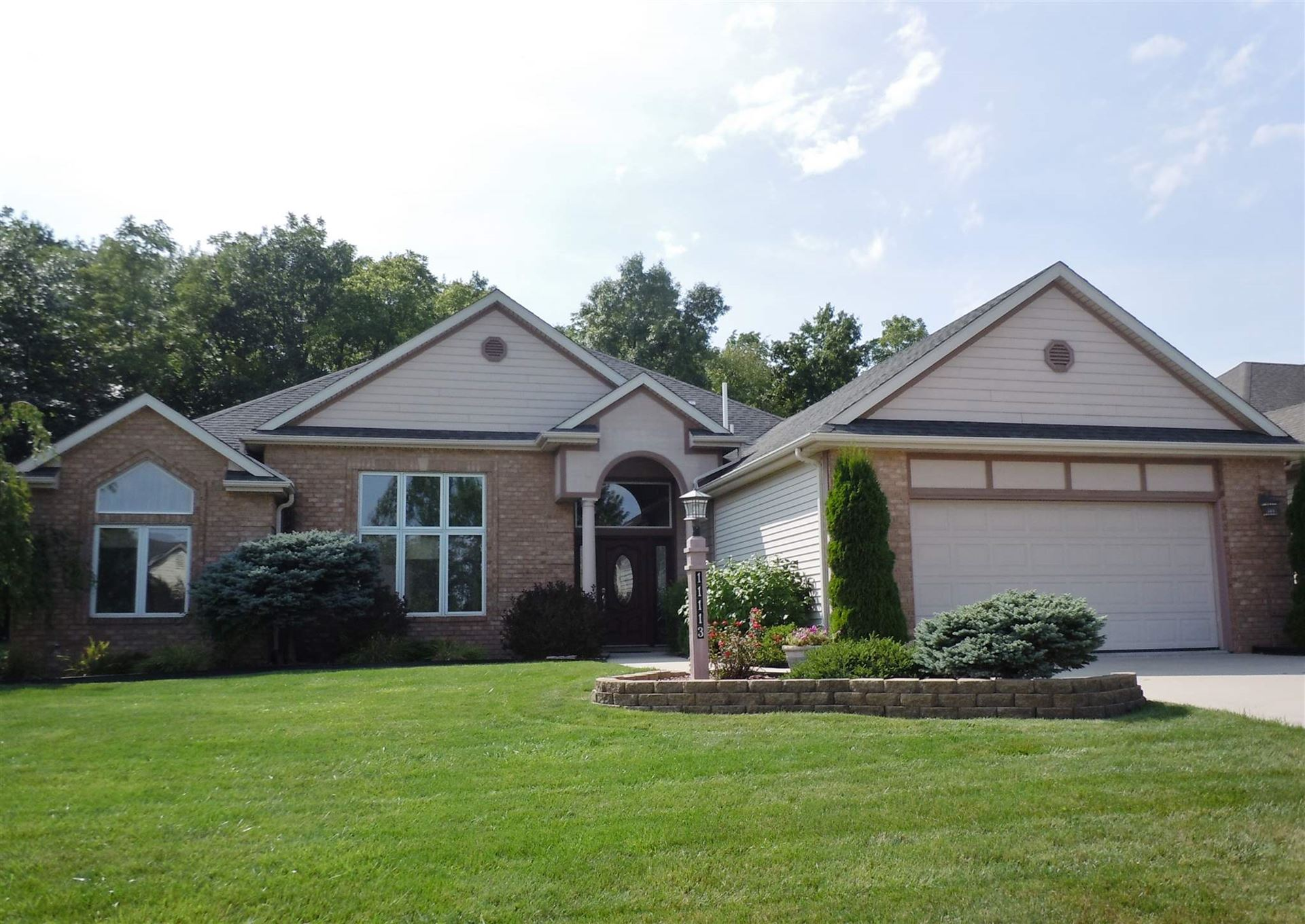 11113 LaVista Place, Fort Wayne, IN 46845 - #: 202003905