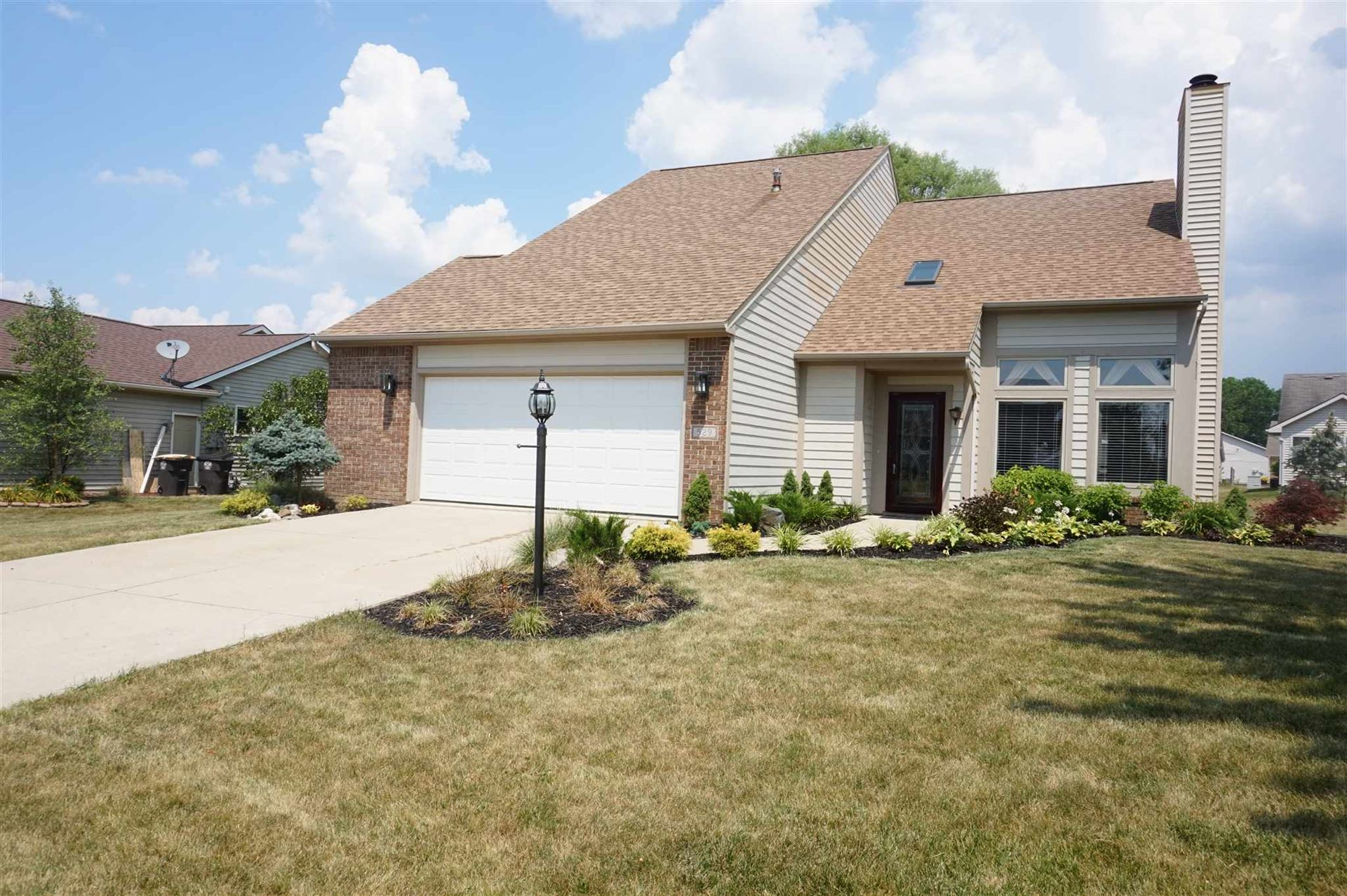 529 Currie Hill Street, Fort Wayne, IN 46804 - #: 202025907