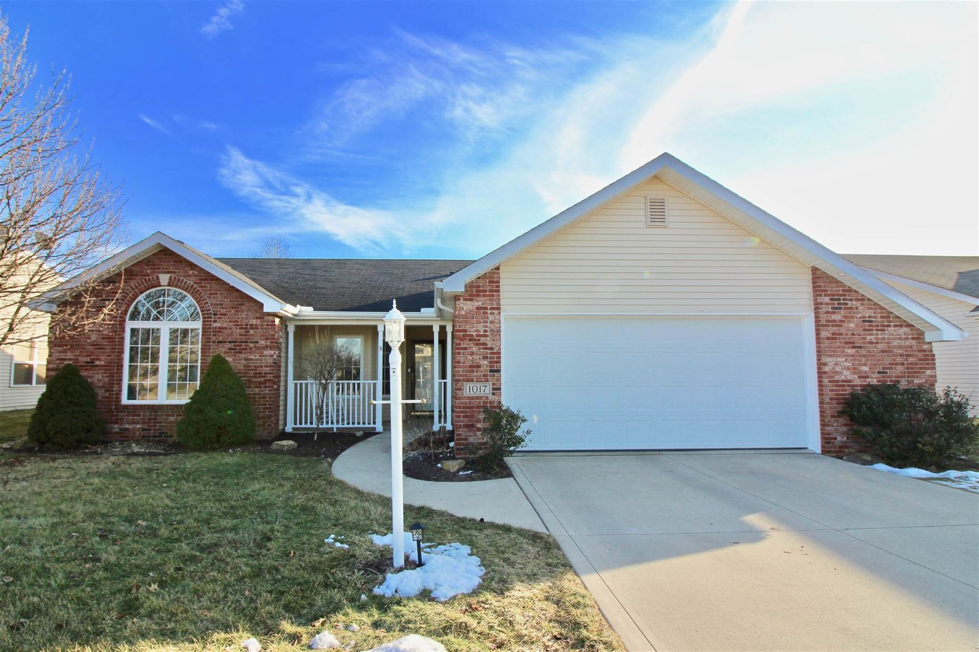 1017 Thornwillow Court, Huntertown, IN 46748 - #: 202003908