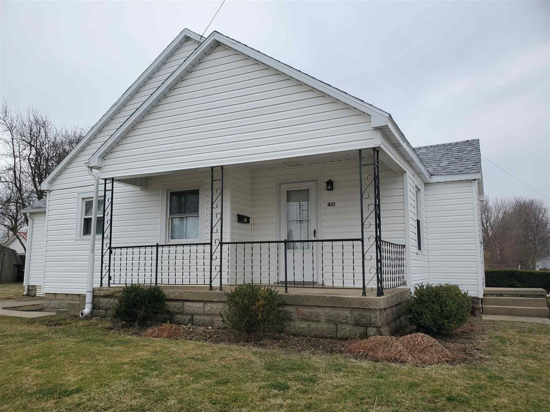 401 S Jackson Street, Winchester, IN 47394 - #: 202009908