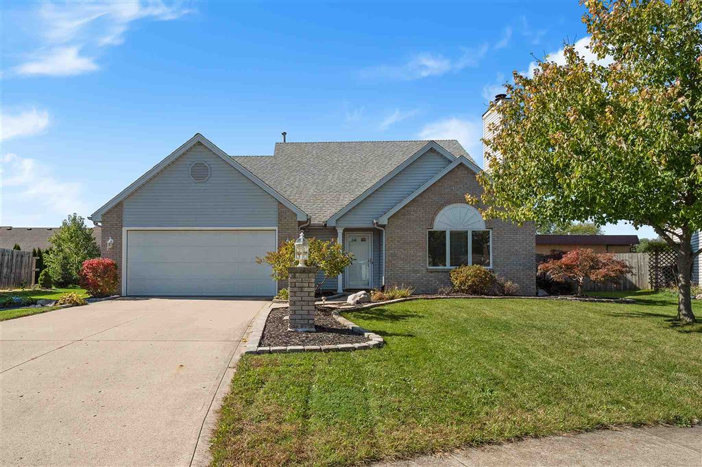 10917 Patrician Place, Fort Wayne, IN 46845 - #: 201944909