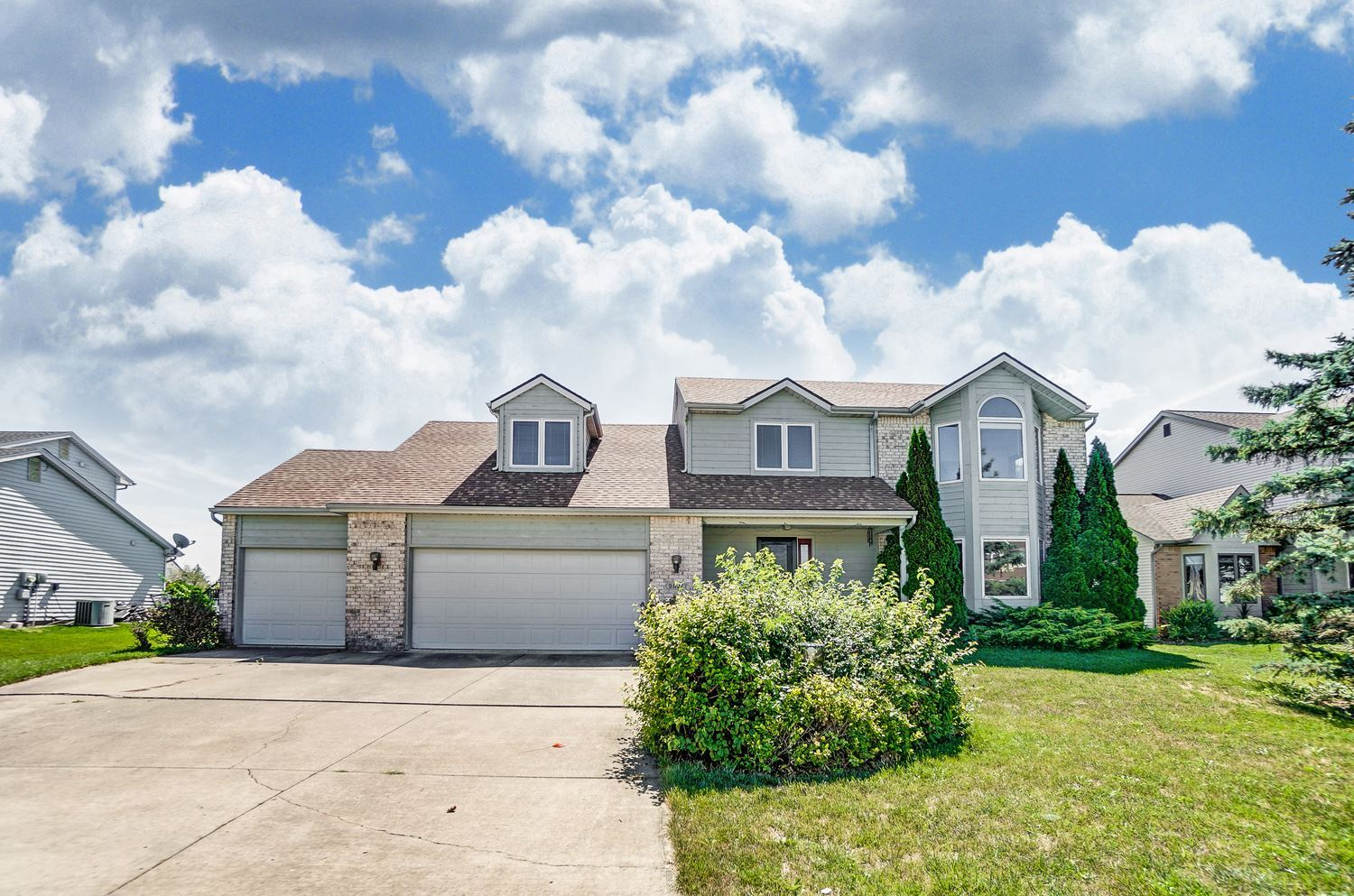 9827 Red Twig Place, Fort Wayne, IN 46804 - #: 202035913