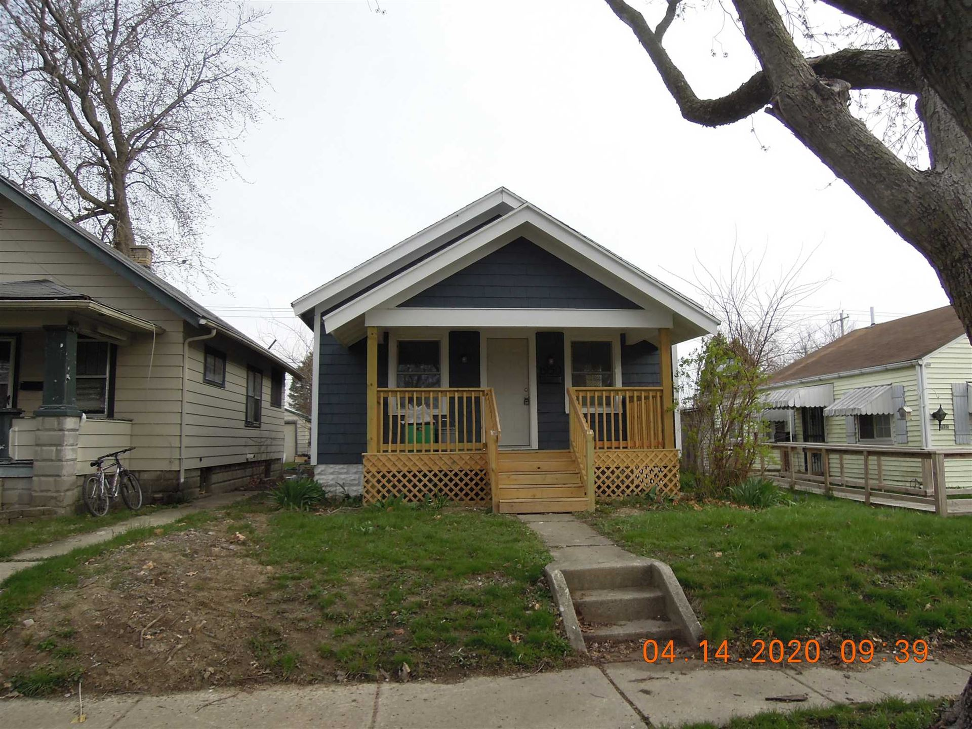 1950 W 4th Street, Fort Wayne, IN 46808 - #: 202014914