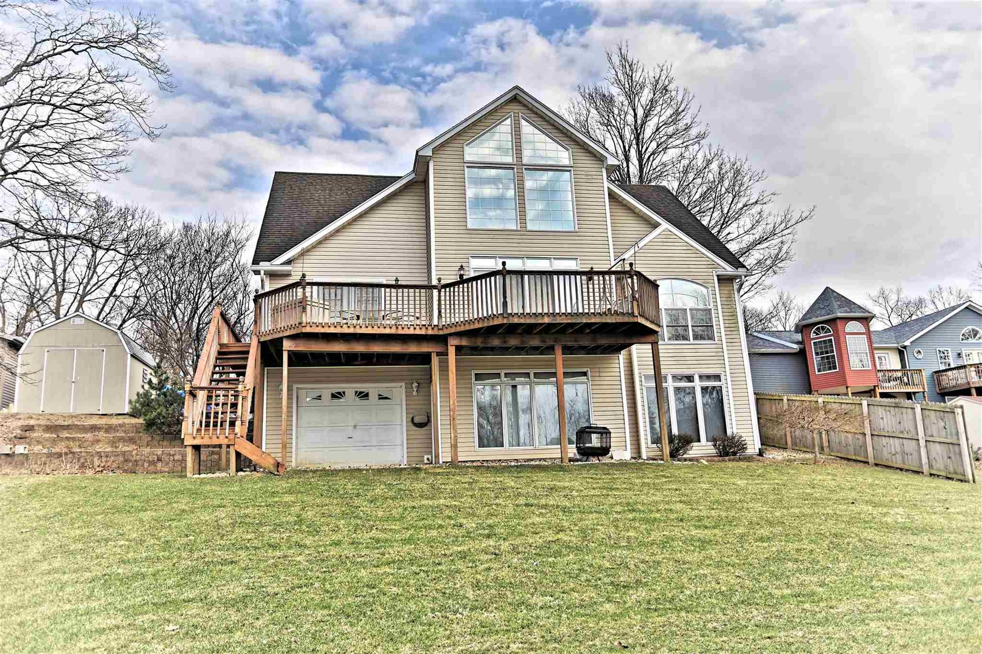 Photo of 158 EMS W17 LN, North Webster, IN 46555 (MLS # 202006917)