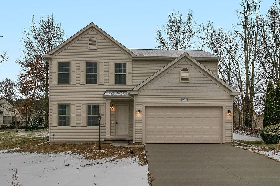 25567 Shady Tree Court, South Bend, IN 46628 - #: 201952919