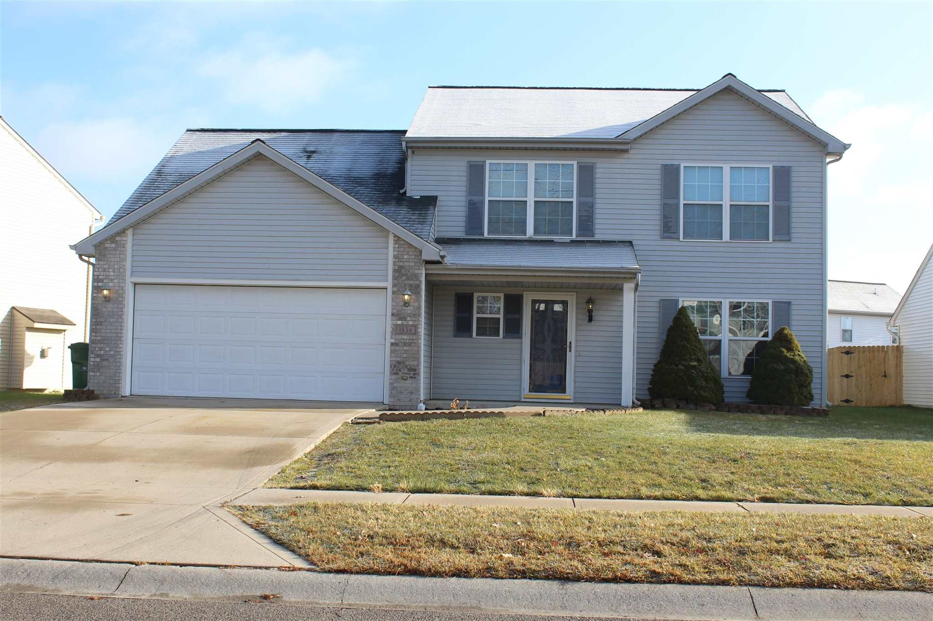 1634 Clifty Parkway, Fort Wayne, IN 46808 - #: 201950920