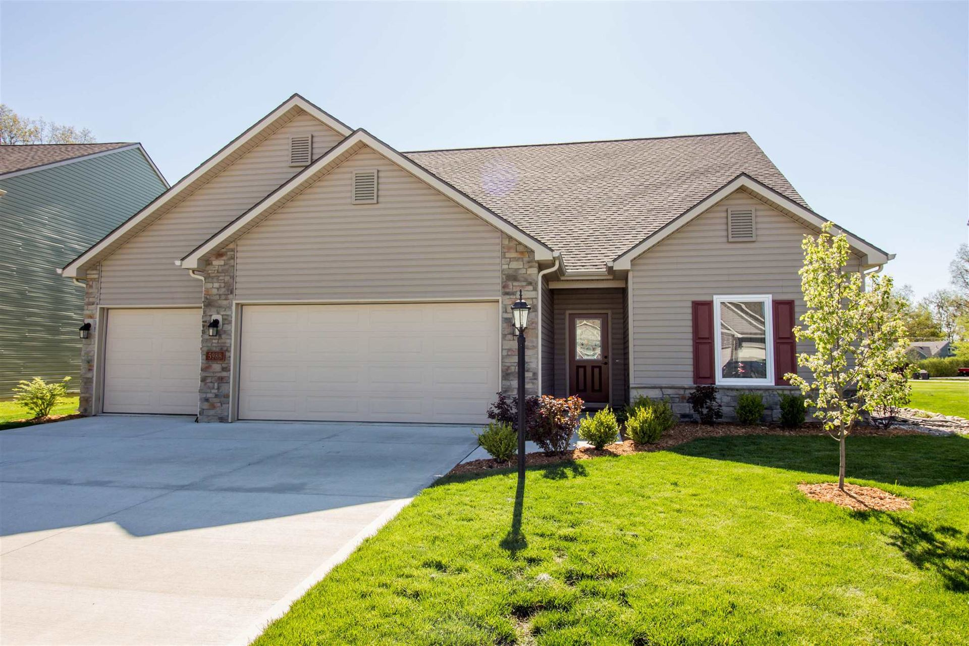 5988 Summer Wind Place, Fort Wayne, IN 46835 - #: 202015924