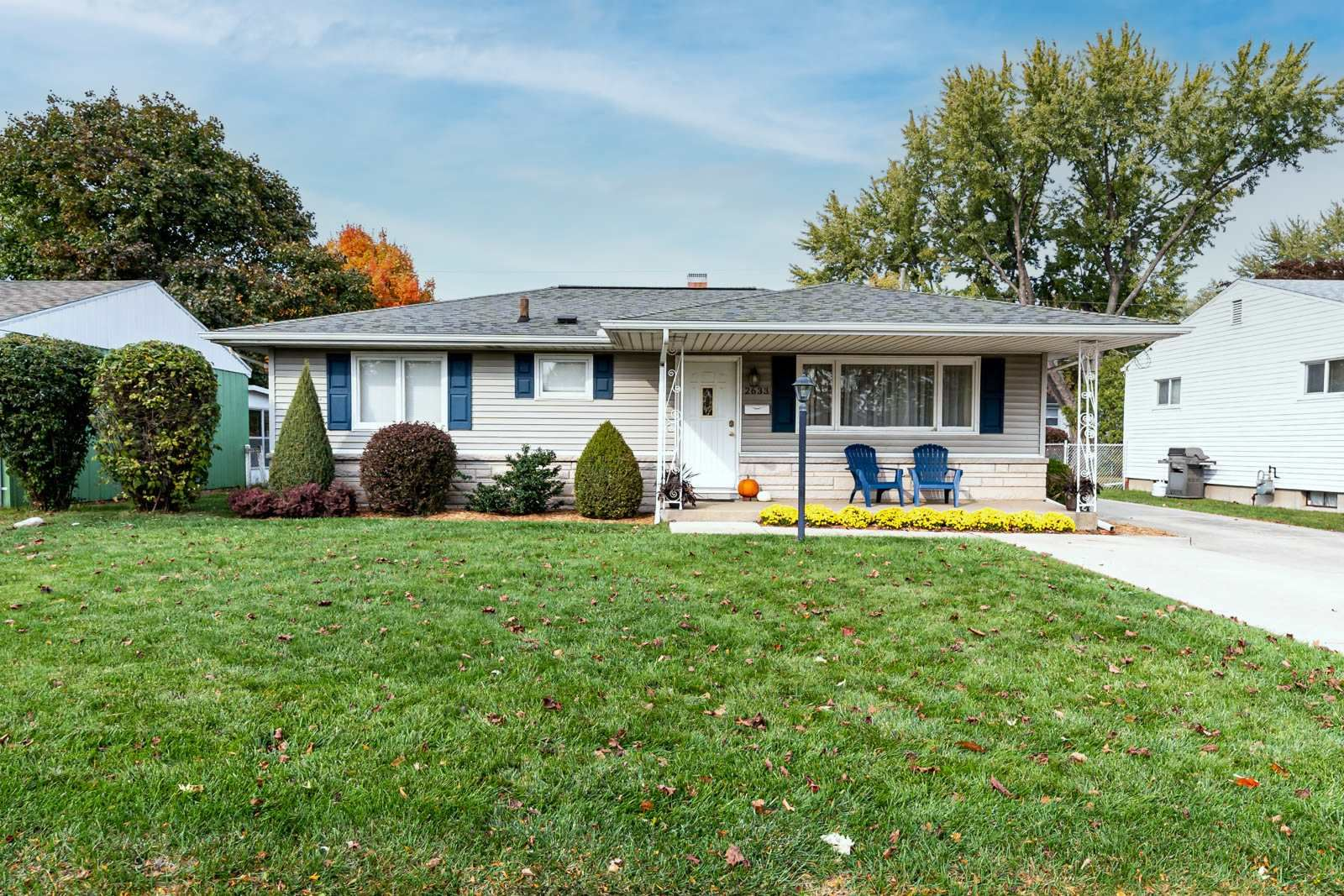 2633 Edison Road, South Bend, IN 46615 - #: 202042928