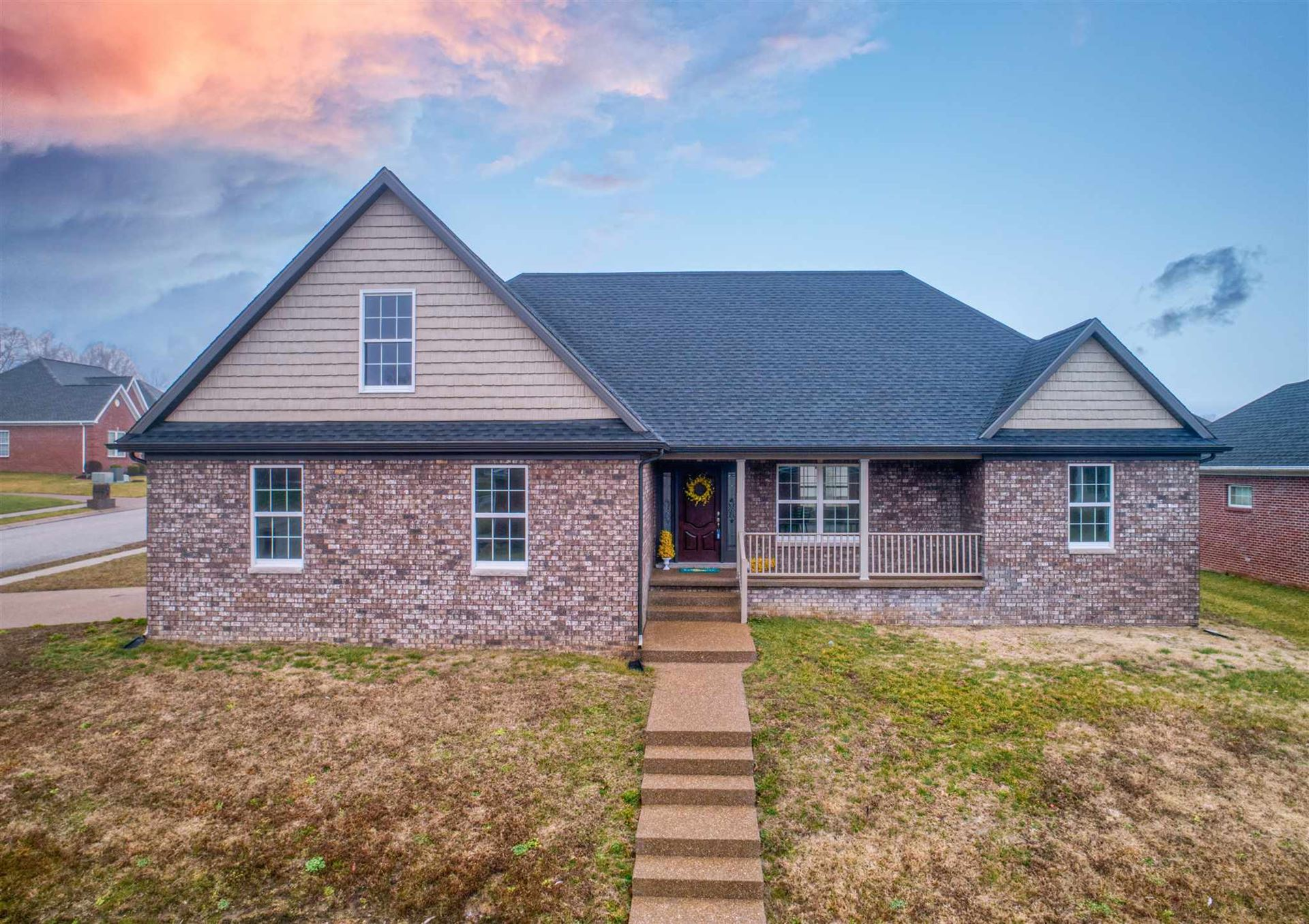 6122 Sable Ridge Drive, Newburgh, IN 47630 - #: 201831933