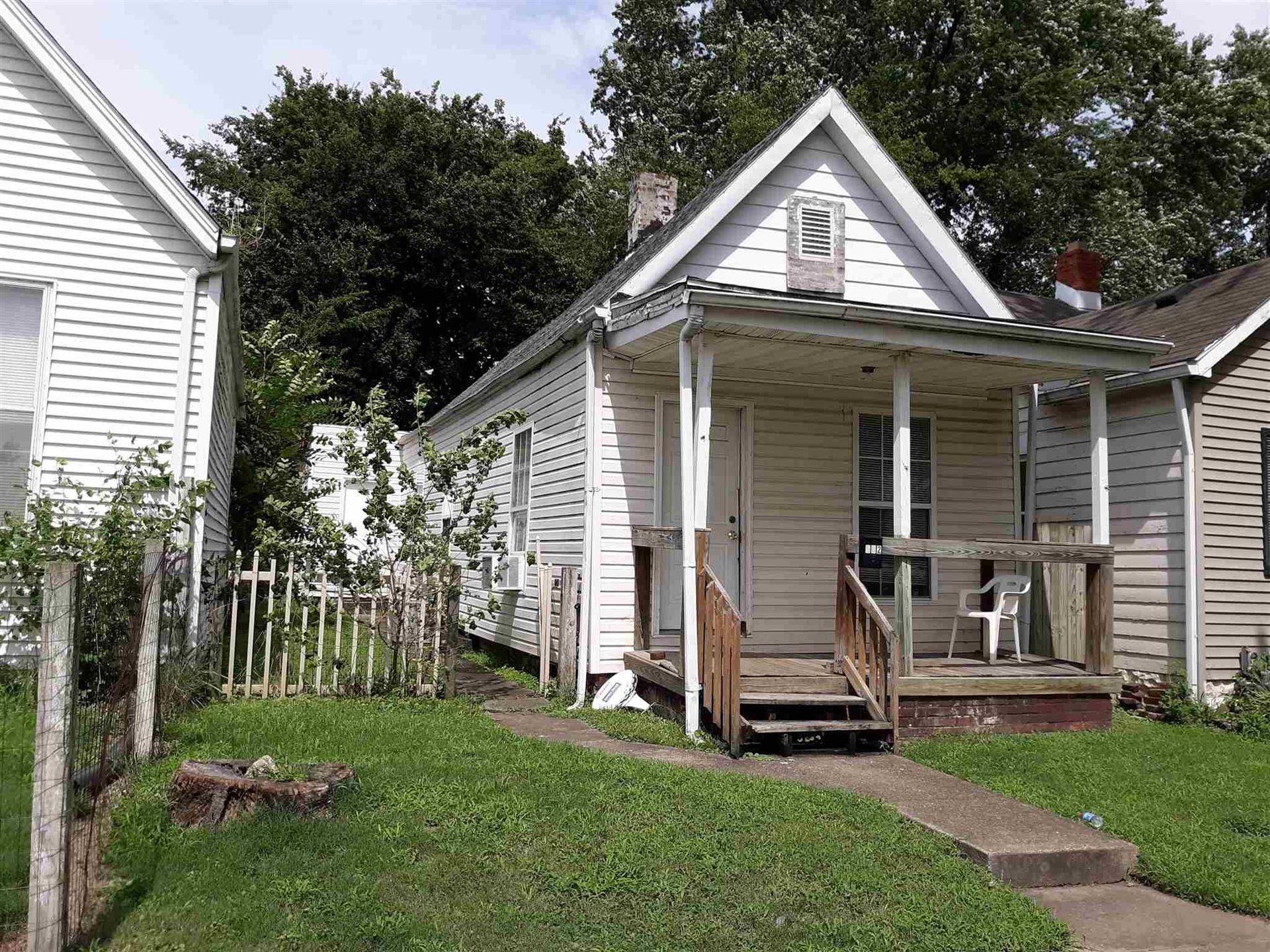 502 E michigan Street, Evansville, IN 47711 - #: 202035934