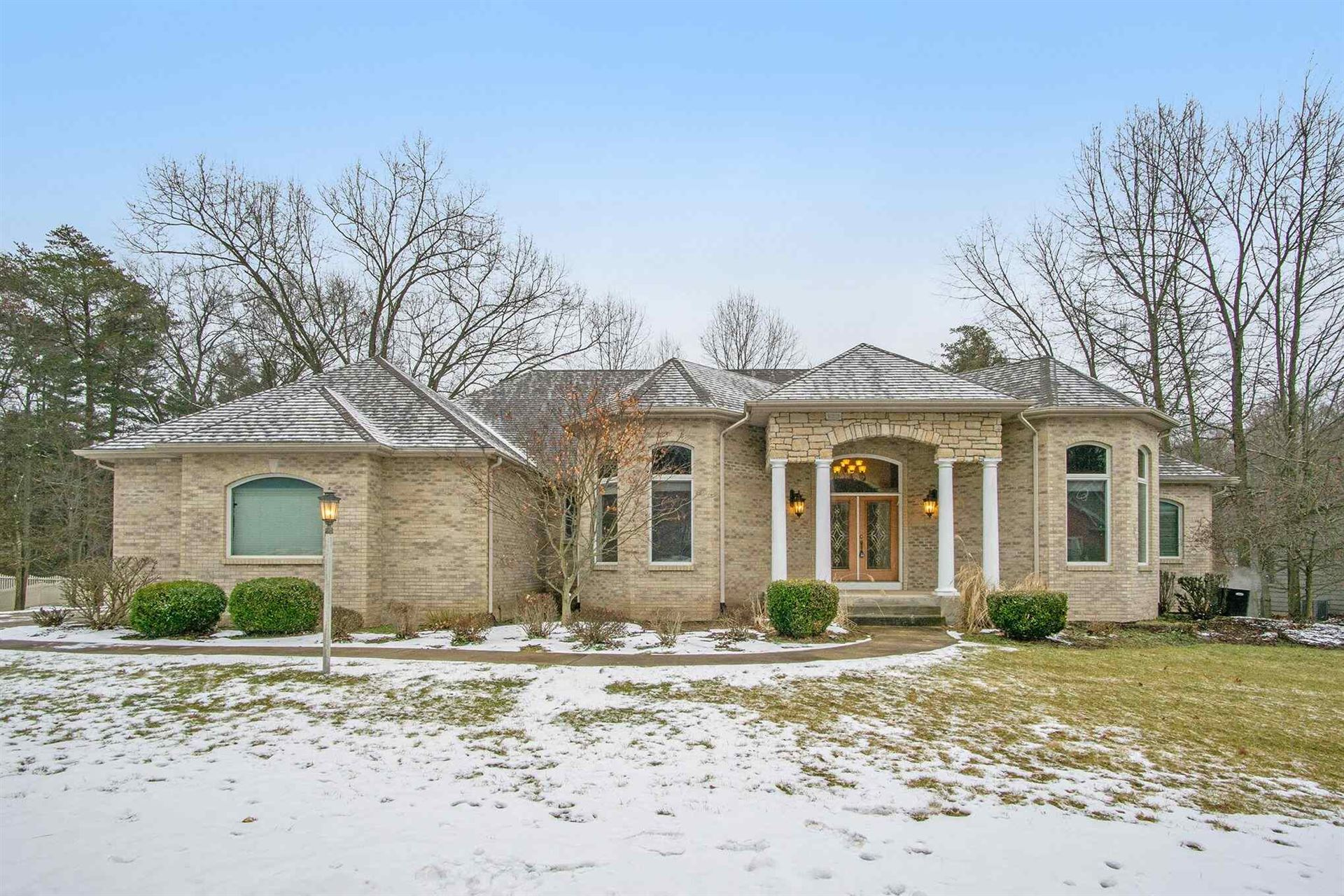 50864 Hawthorne Meadow Drive, South Bend, IN 46628 - #: 202003935
