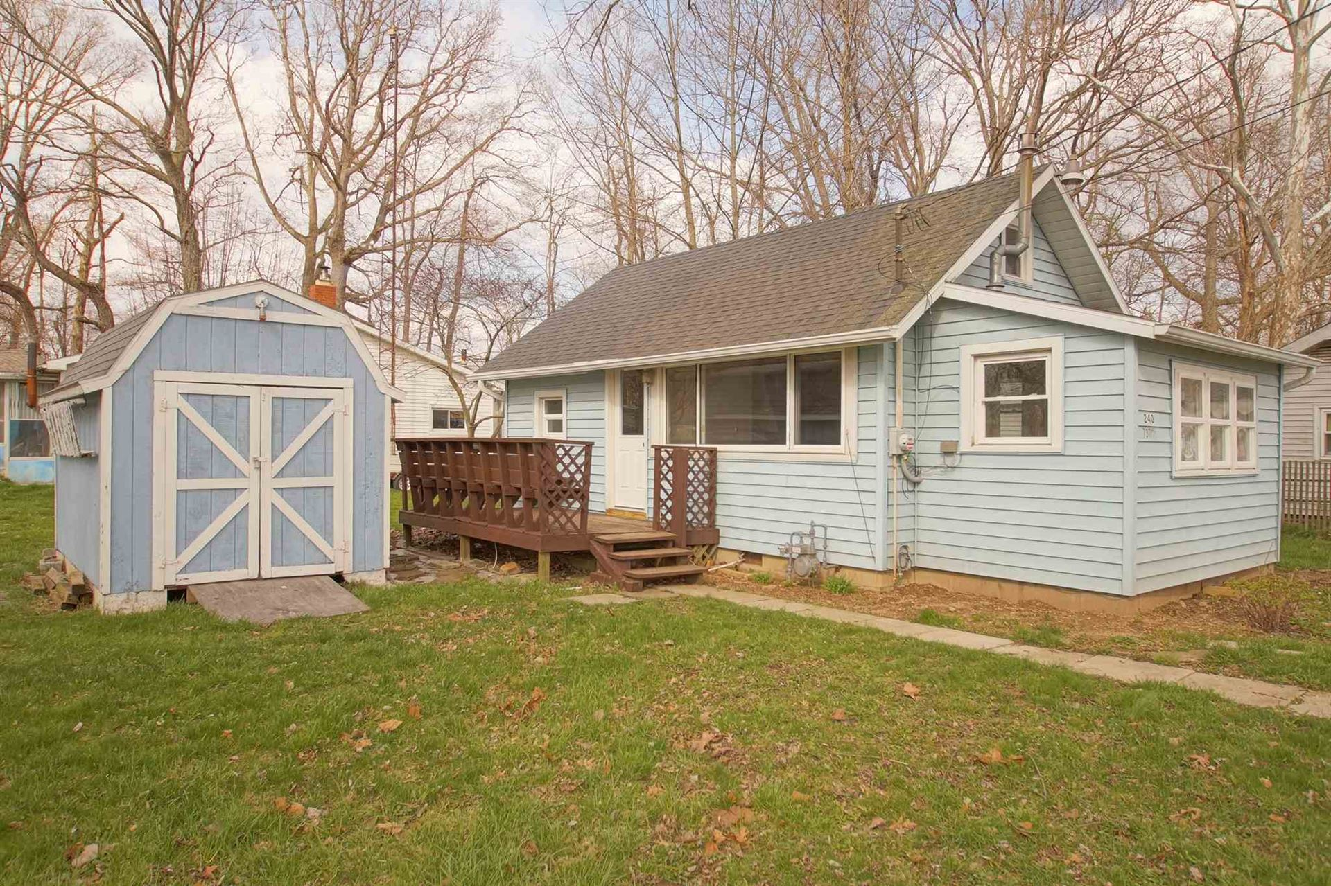7374 W Upper Bensart Drive, Claypool, IN 46510 - #: 201952937