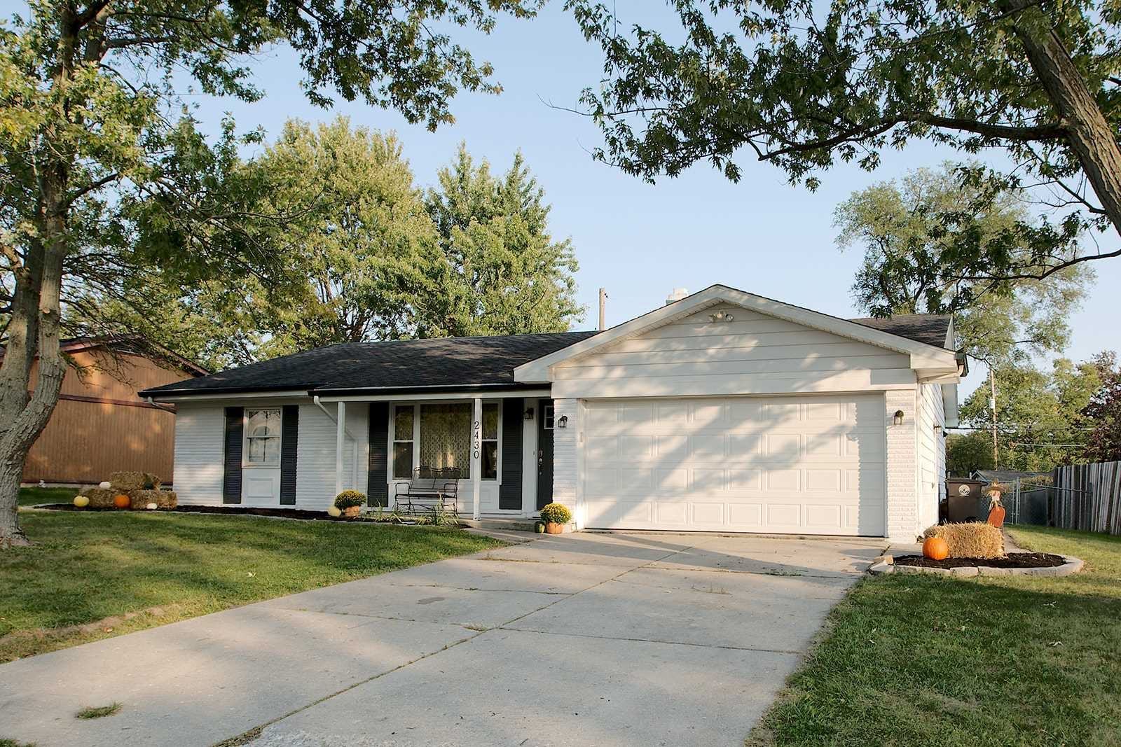 2430 Corby Drive, Fort Wayne, IN 46815 - #: 202038937