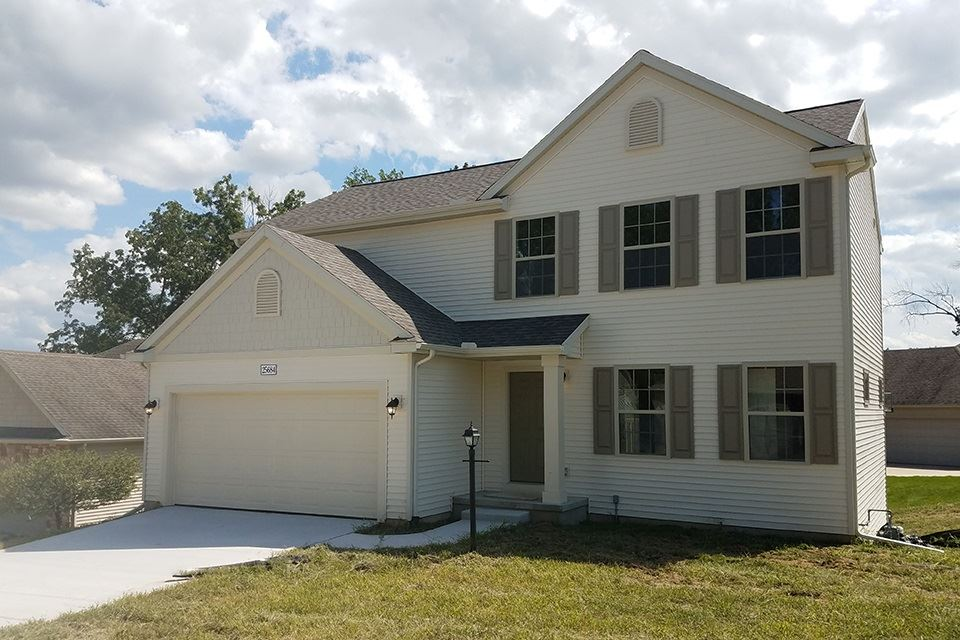 25684 Rolling Hills Drive, South Bend, IN 46628 - #: 201922939