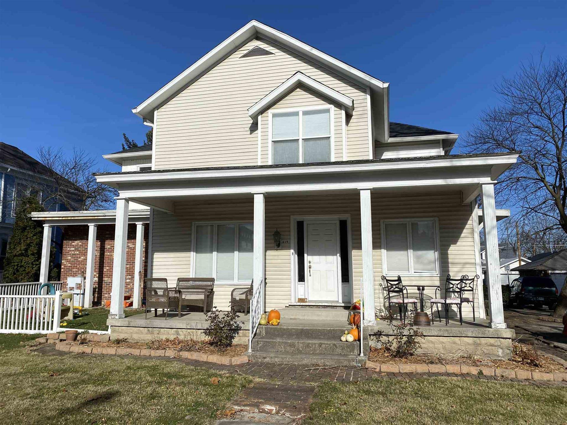 419 W Market Street, Bluffton, IN 46714 - #: 202048941